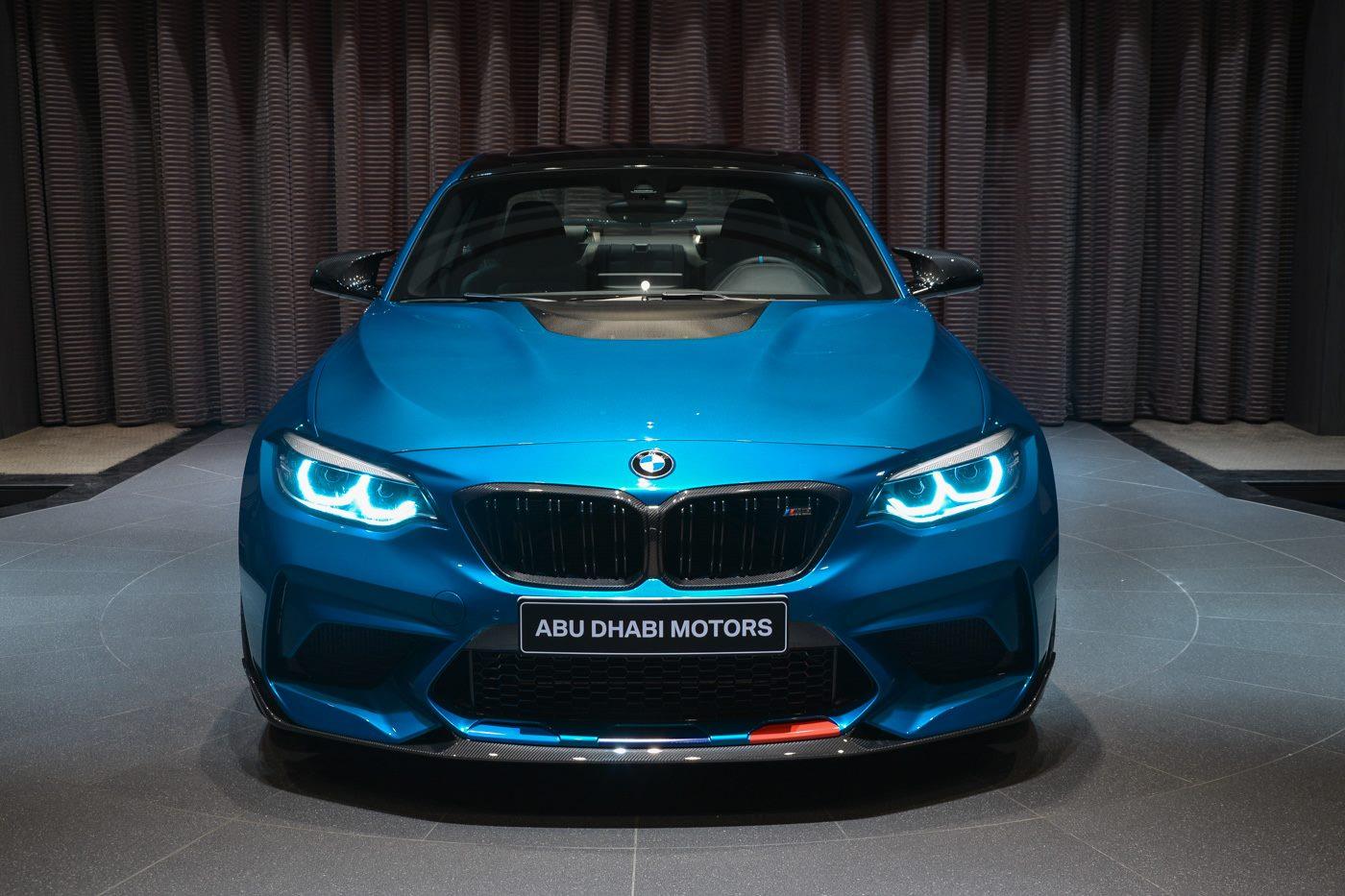 BMW M2 Competition BMW Abu Dhabi Motors (1)