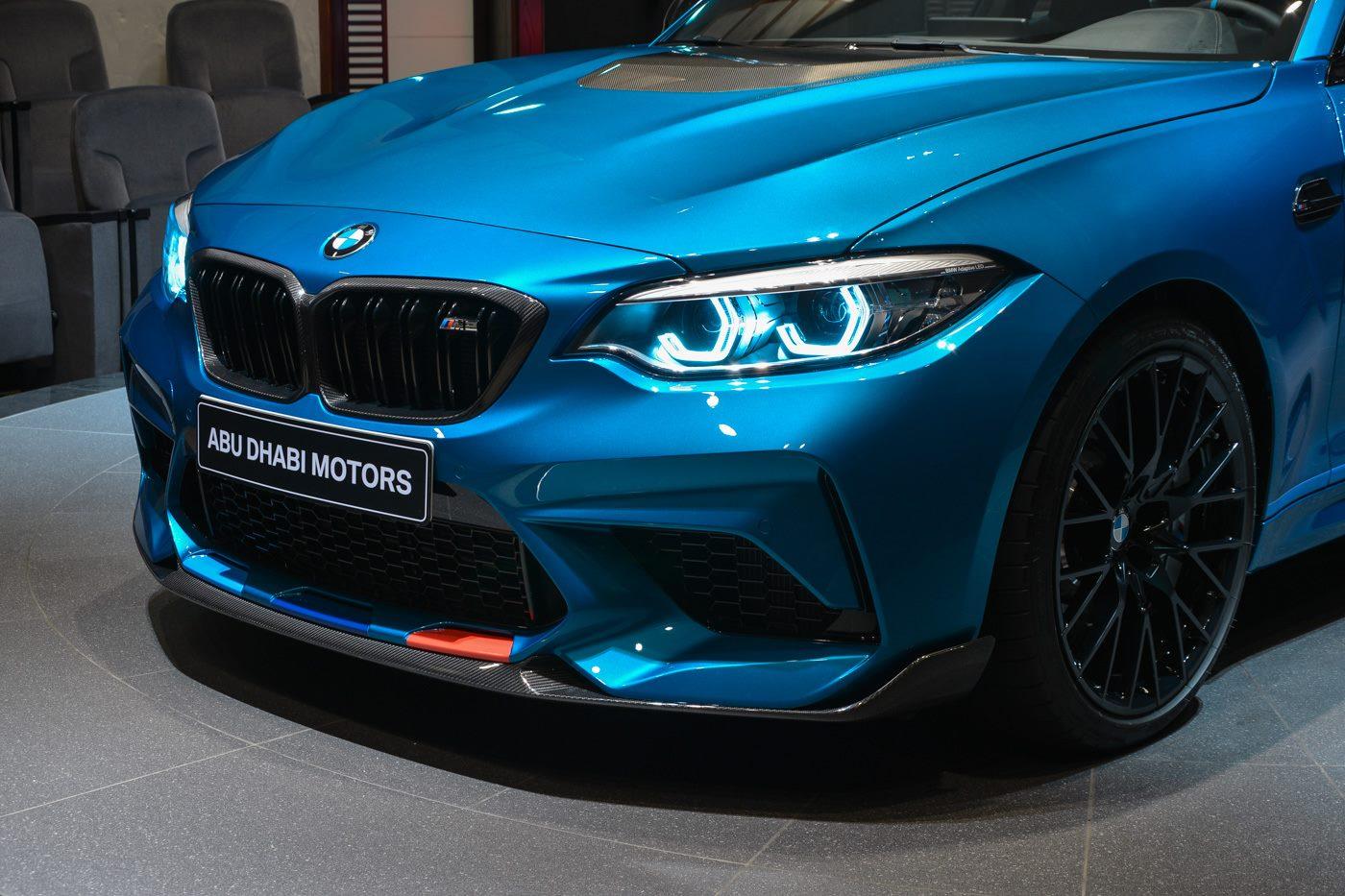 BMW M2 Competition BMW Abu Dhabi Motors (10)
