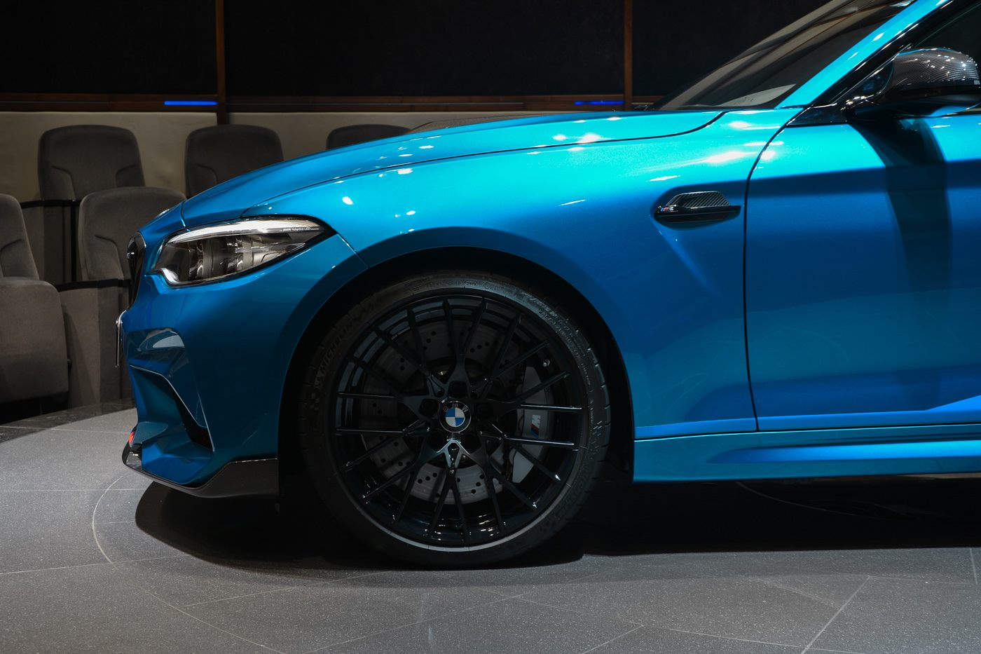BMW M2 Competition BMW Abu Dhabi Motors (12)