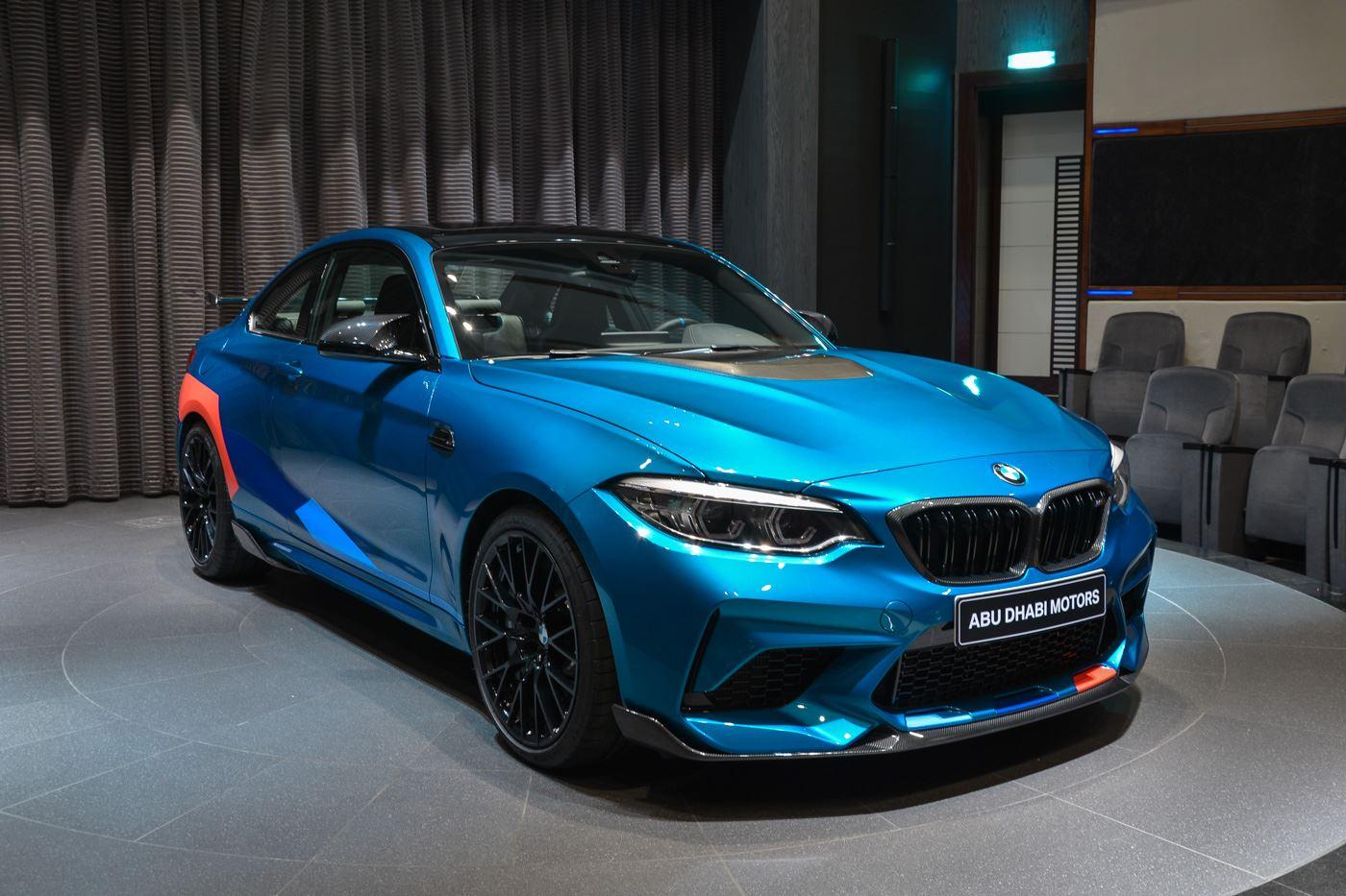BMW M2 Competition BMW Abu Dhabi Motors (16)