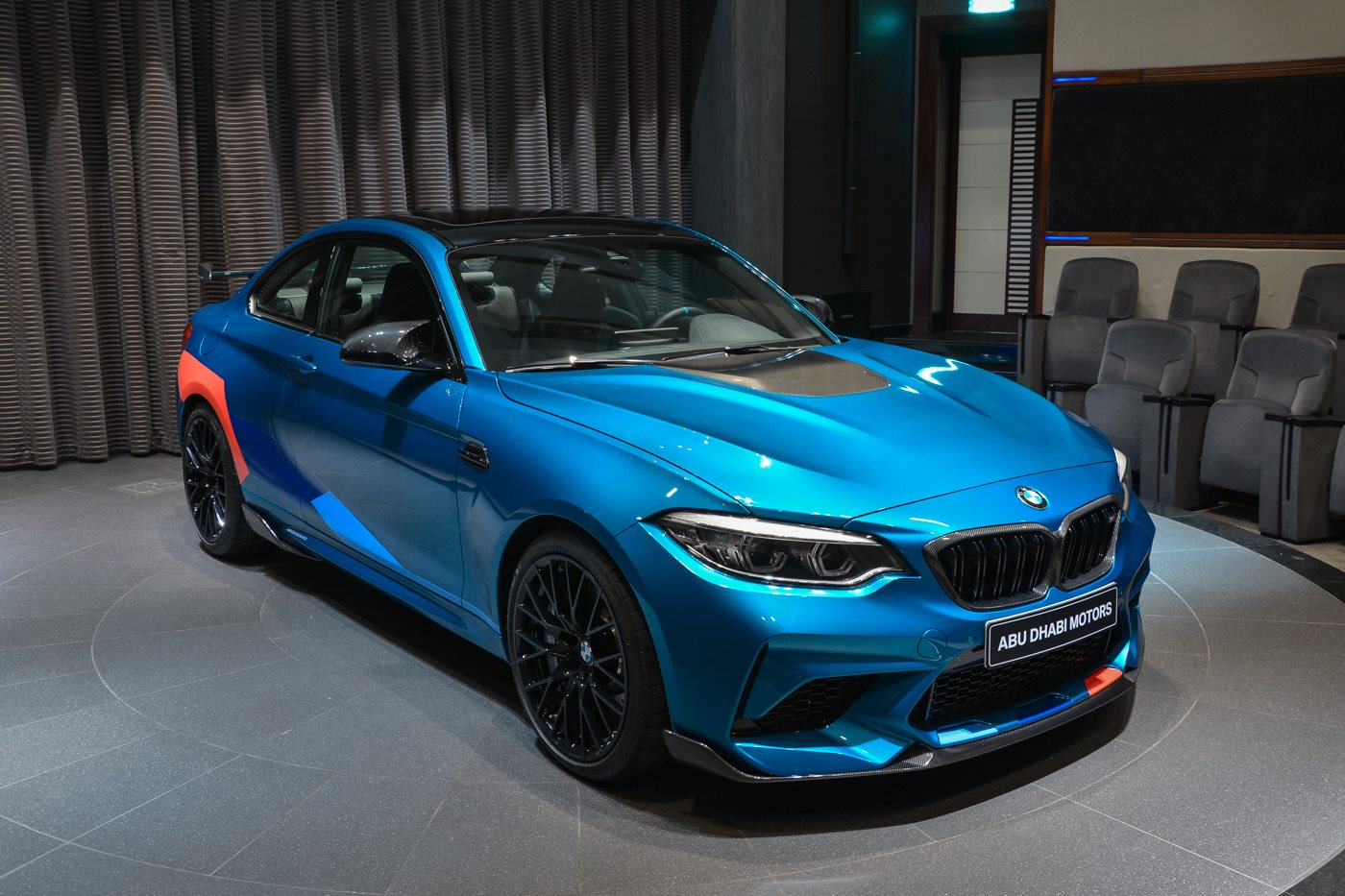 BMW M2 Competition BMW Abu Dhabi Motors (17)