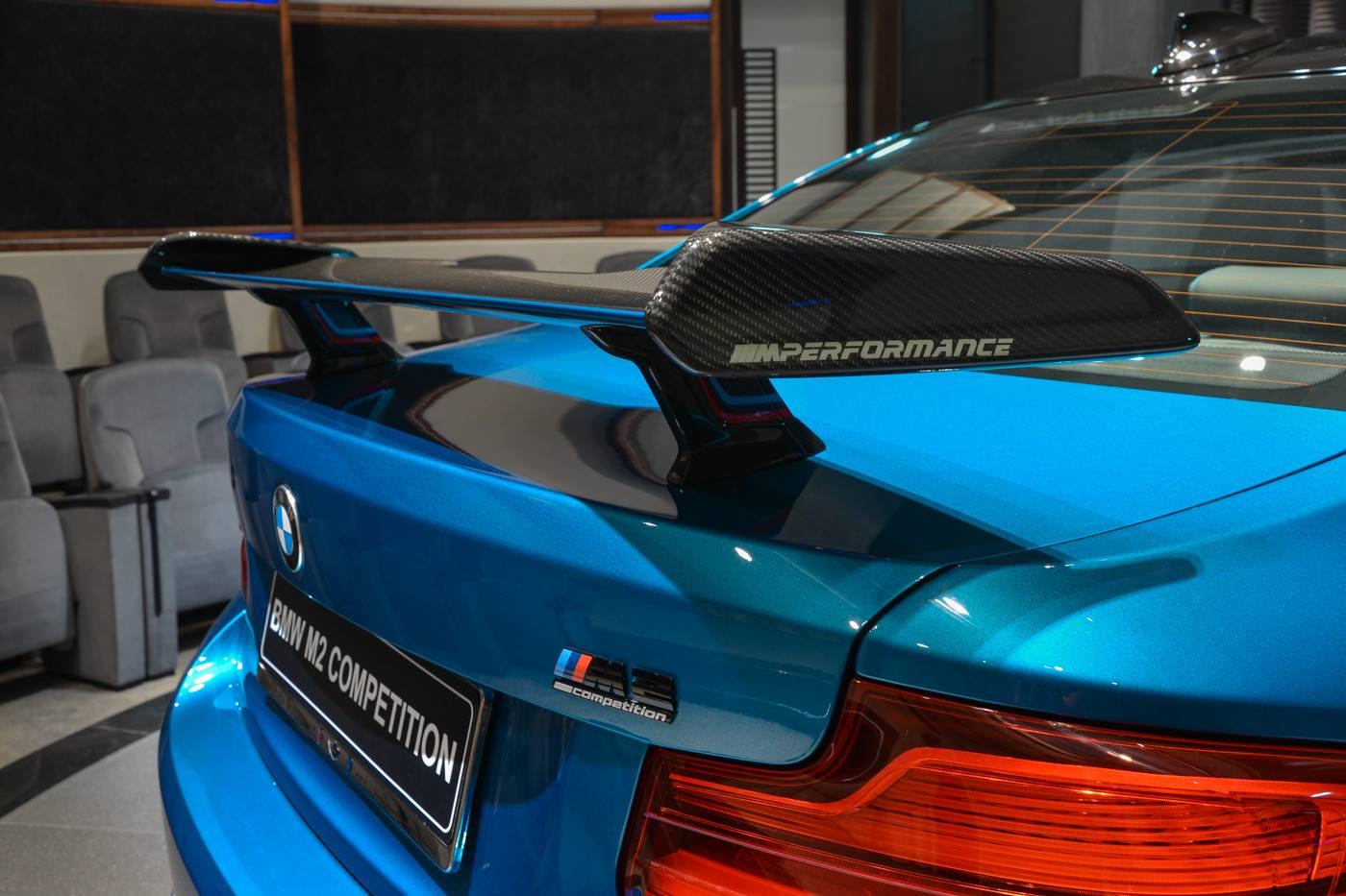 BMW M2 Competition BMW Abu Dhabi Motors (18)