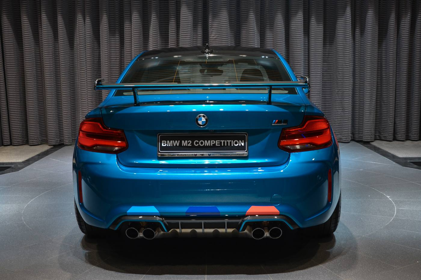 BMW M2 Competition BMW Abu Dhabi Motors (2)