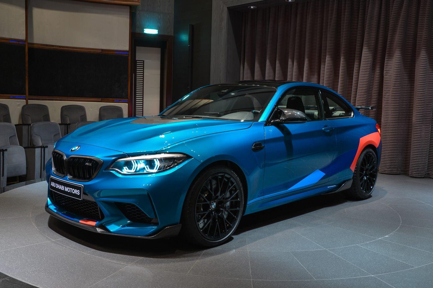BMW M2 Competition BMW Abu Dhabi Motors (3)