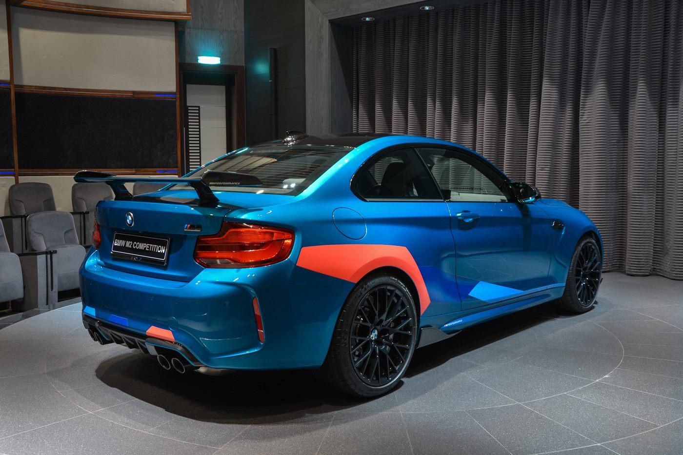 BMW M2 Competition BMW Abu Dhabi Motors (4)