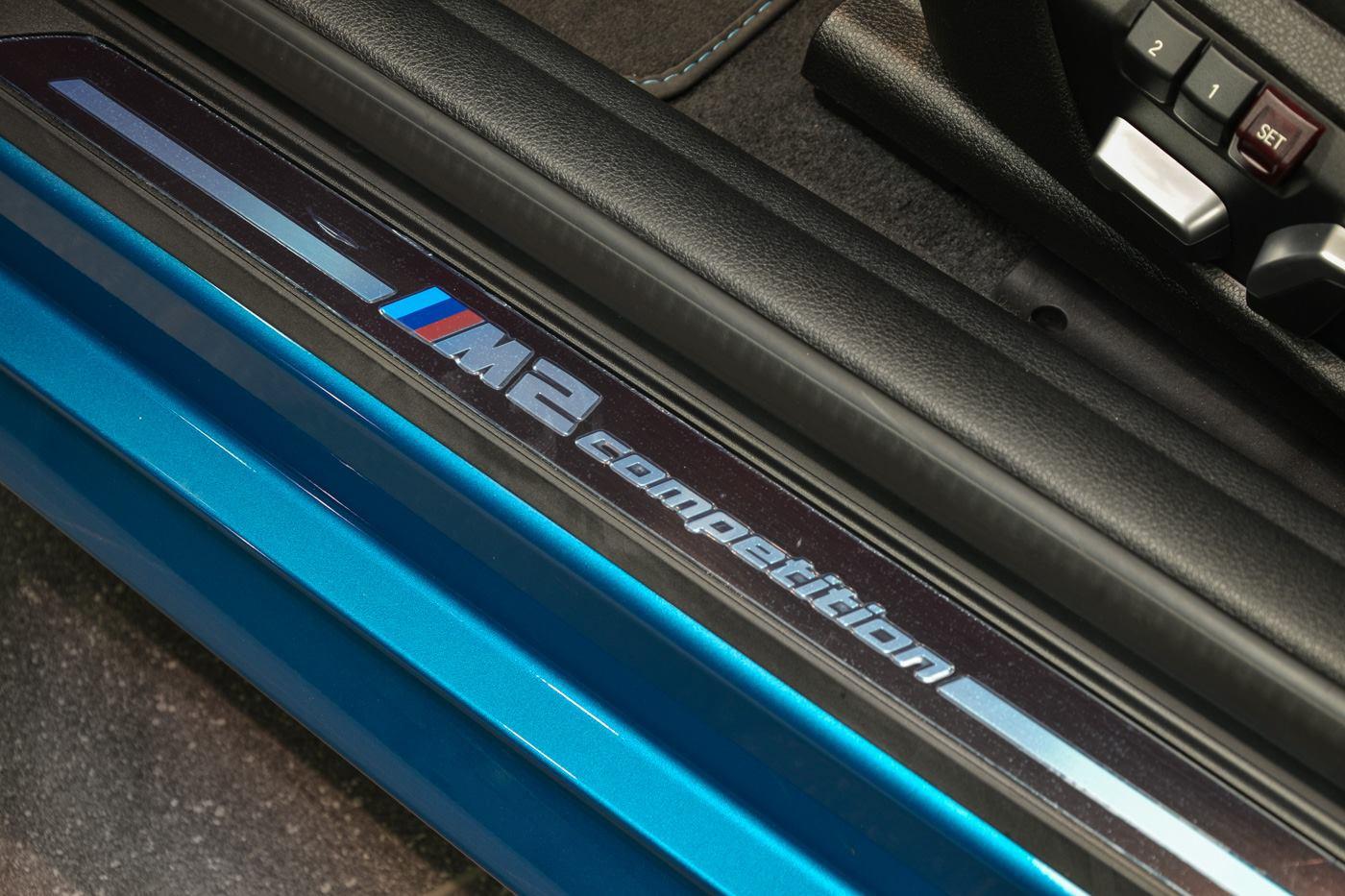 BMW M2 Competition BMW Abu Dhabi Motors (5)