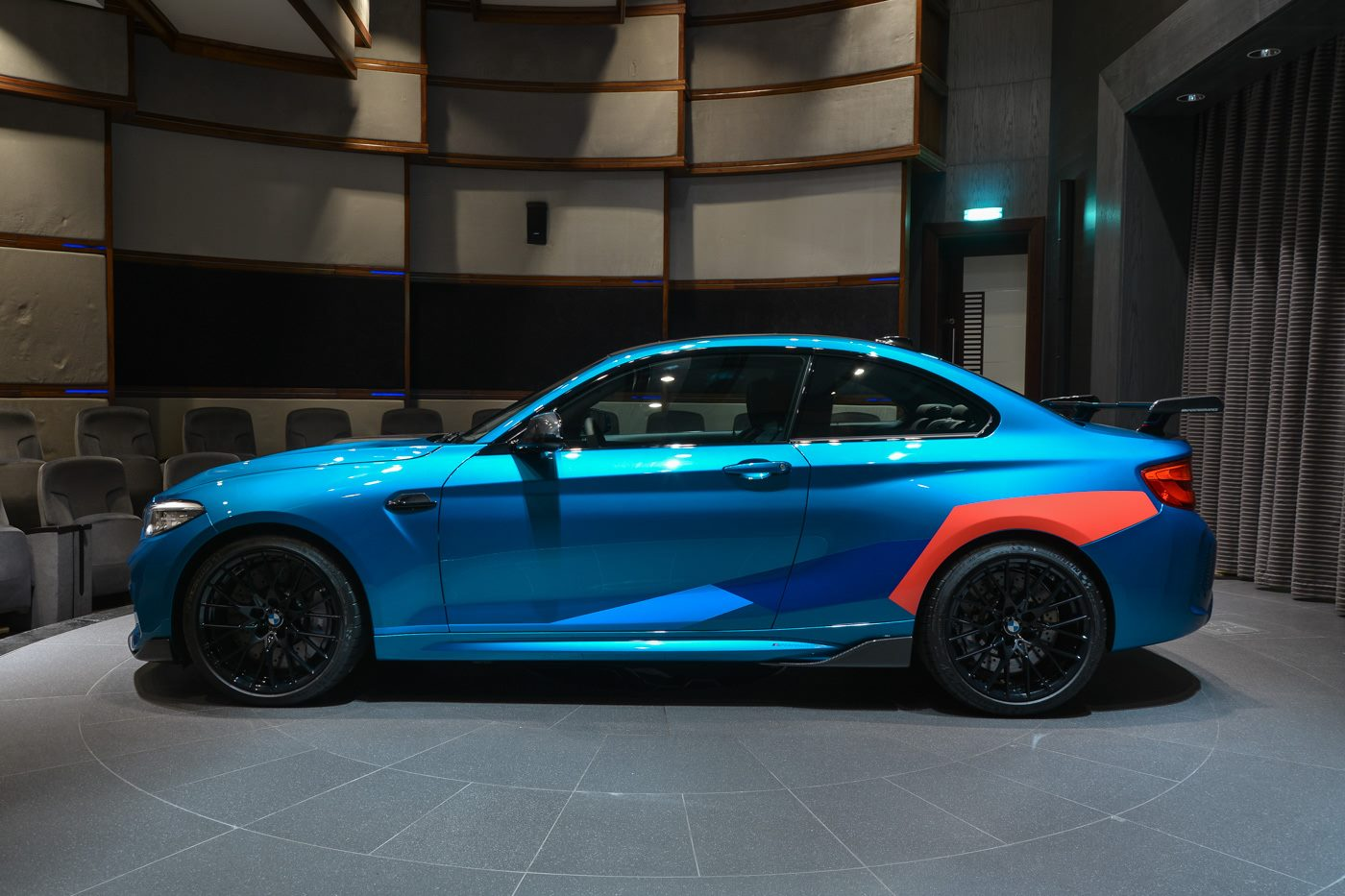 BMW M2 Competition BMW Abu Dhabi Motors (7)