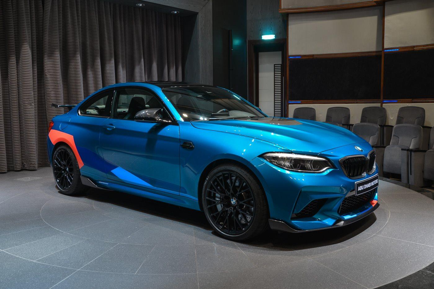 BMW M2 Competition BMW Abu Dhabi Motors (8)