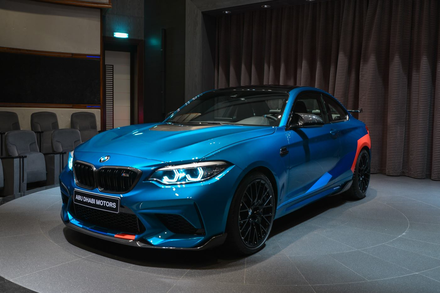 BMW M2 Competition BMW Abu Dhabi Motors (9)