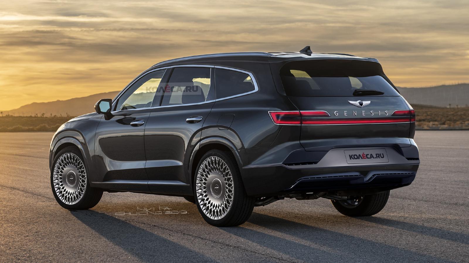 Genesis-SUV-rear2