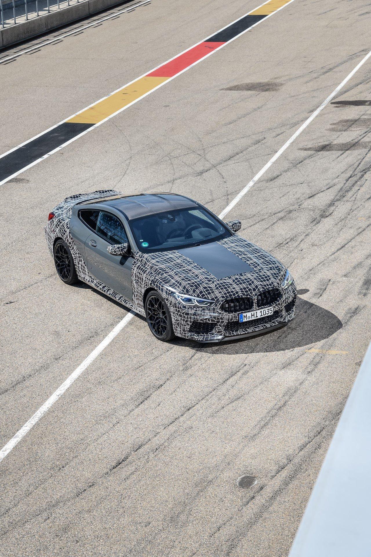 BMW-M8-spy-photos-13
