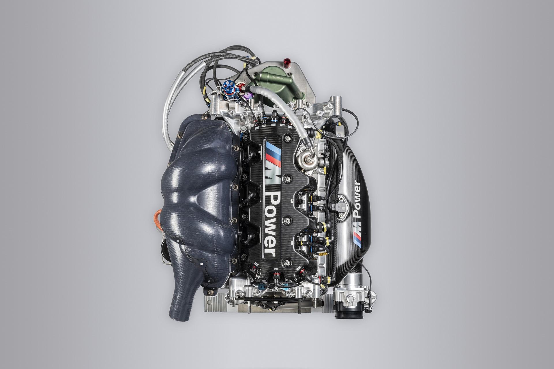 BMW M4 DTM Motor, 2002 Motor, Muenchen 27.03.2019 ©Martin Hangen/hangenfoto