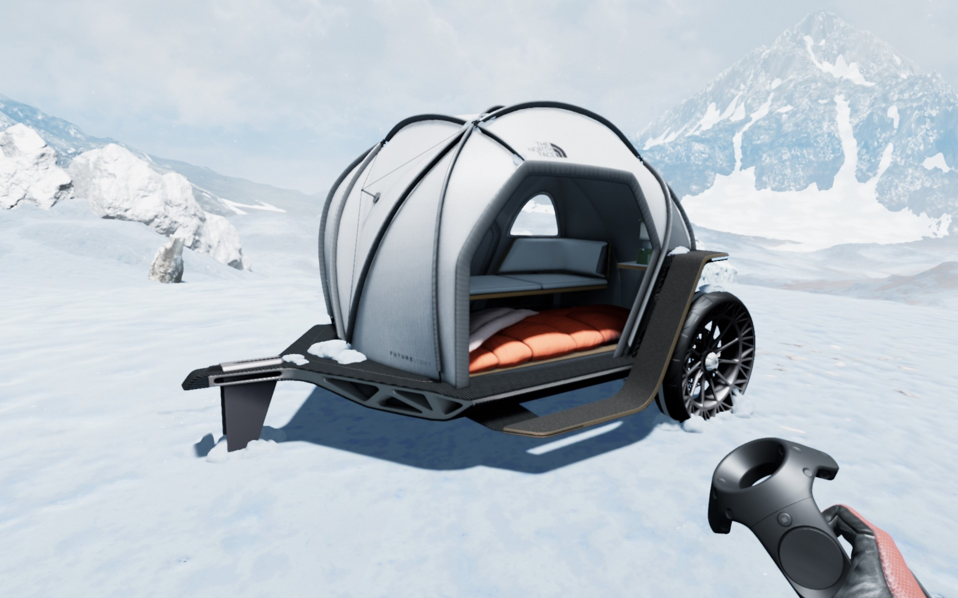 BMW North Face Camper Concept (3)