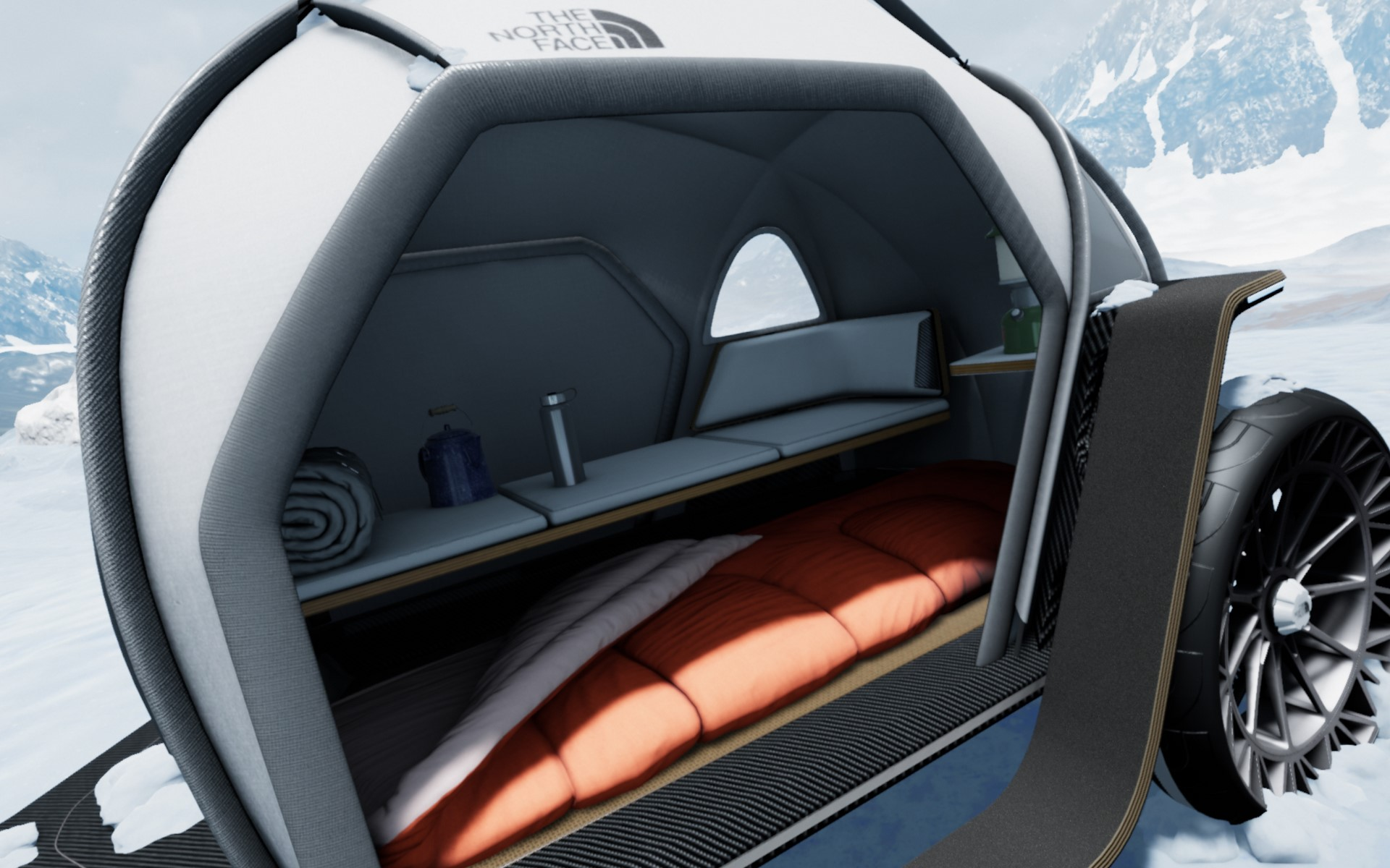 BMW North Face Camper Concept (4)