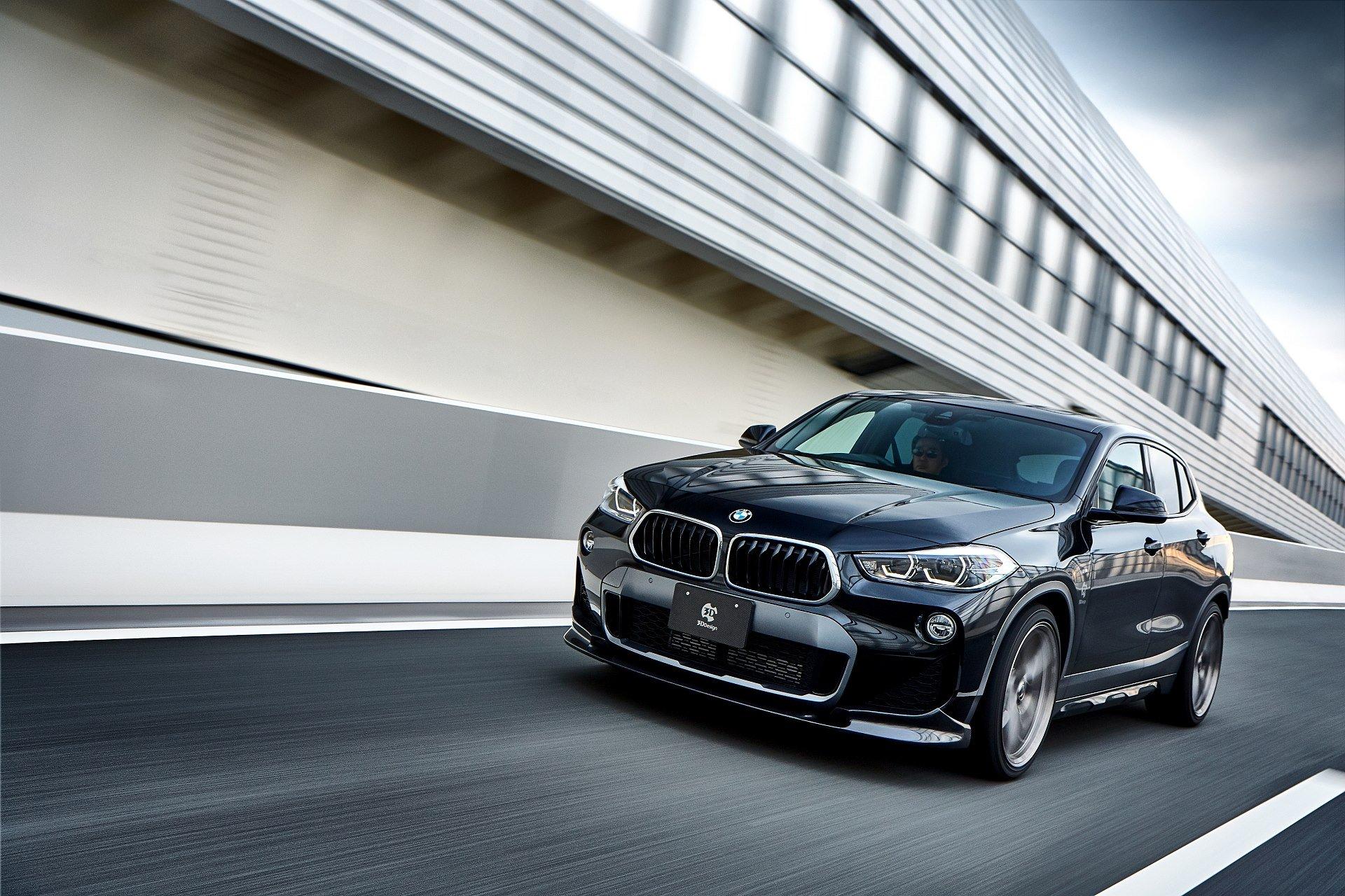 BMW X2 by 3D Design (1)