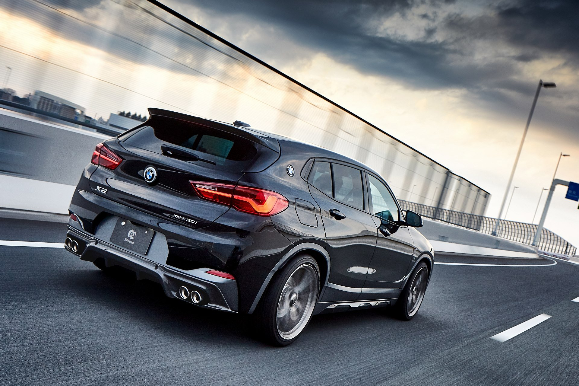 BMW X2 by 3D Design (2)