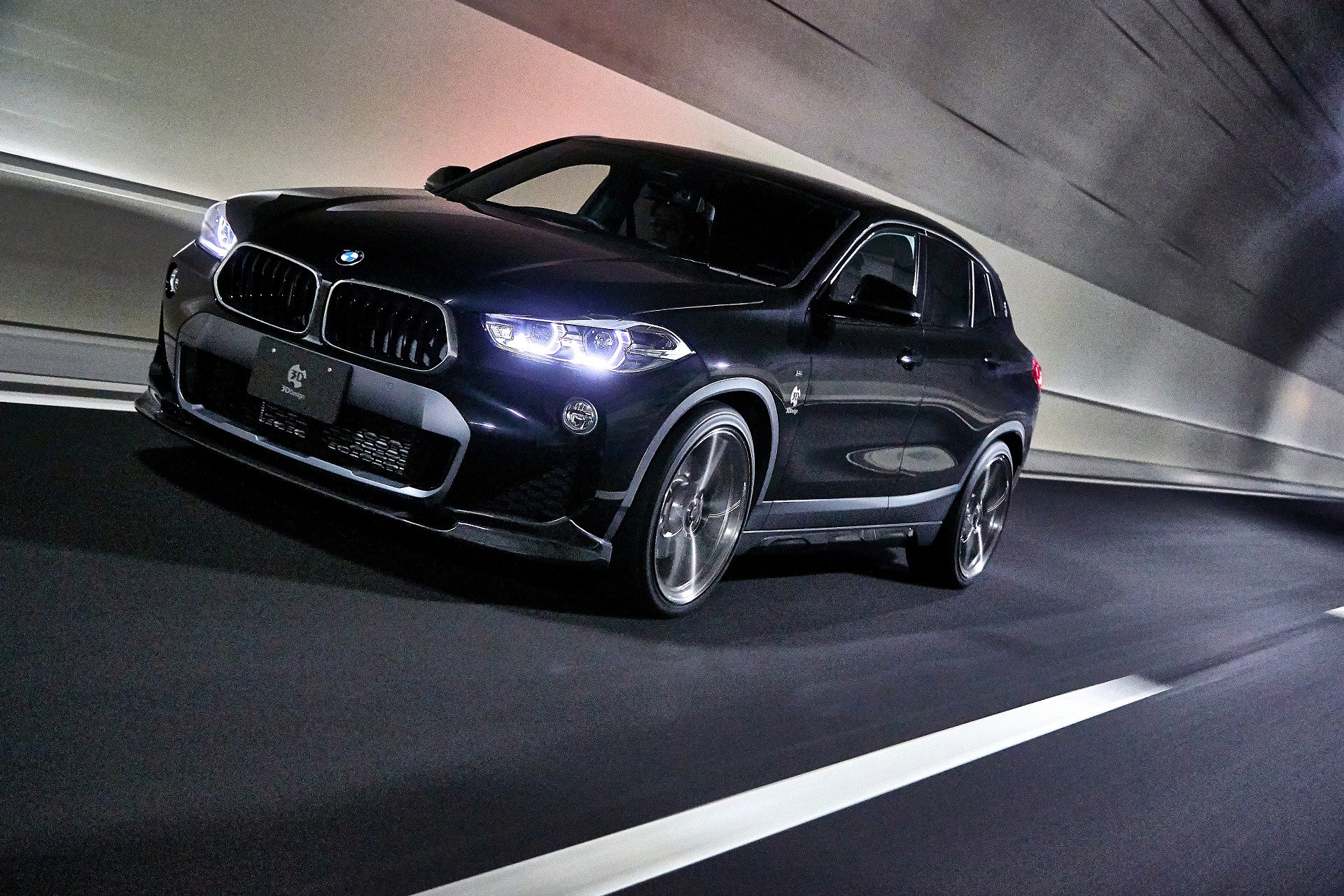 BMW X2 by 3D Design (3)