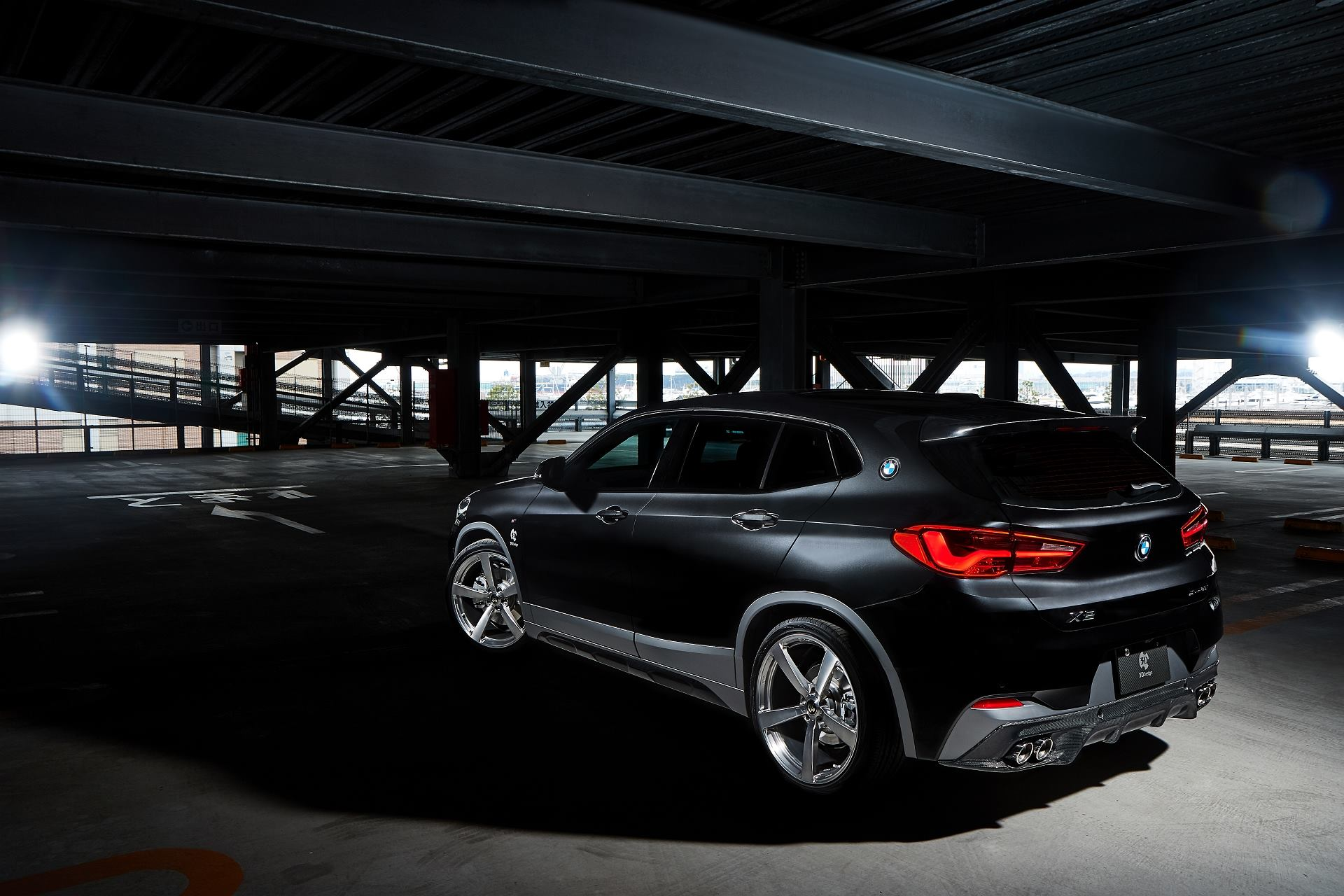 BMW X2 by 3D Design (6)
