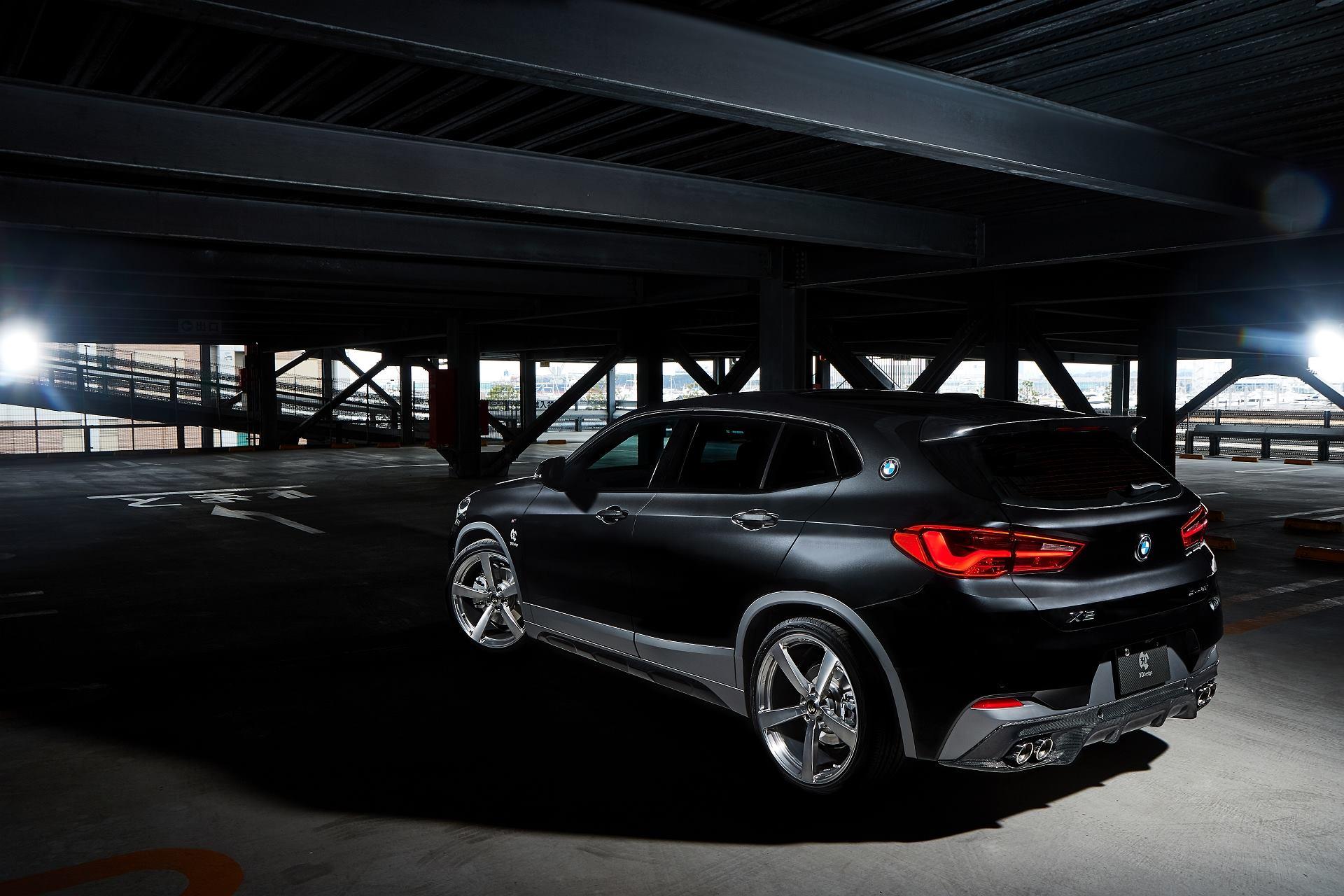 BMW X2 by 3D Design (6)