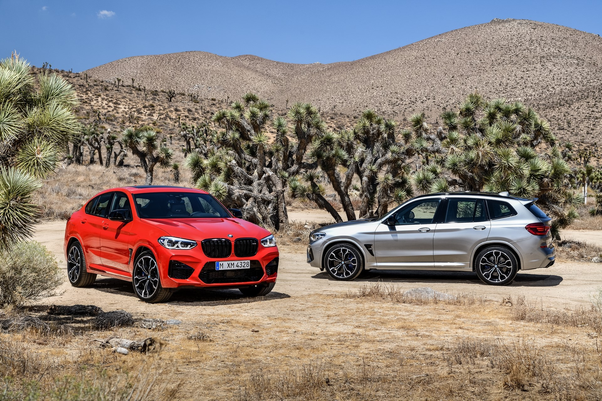 BMW X3 M and X4 M 2019 (104)