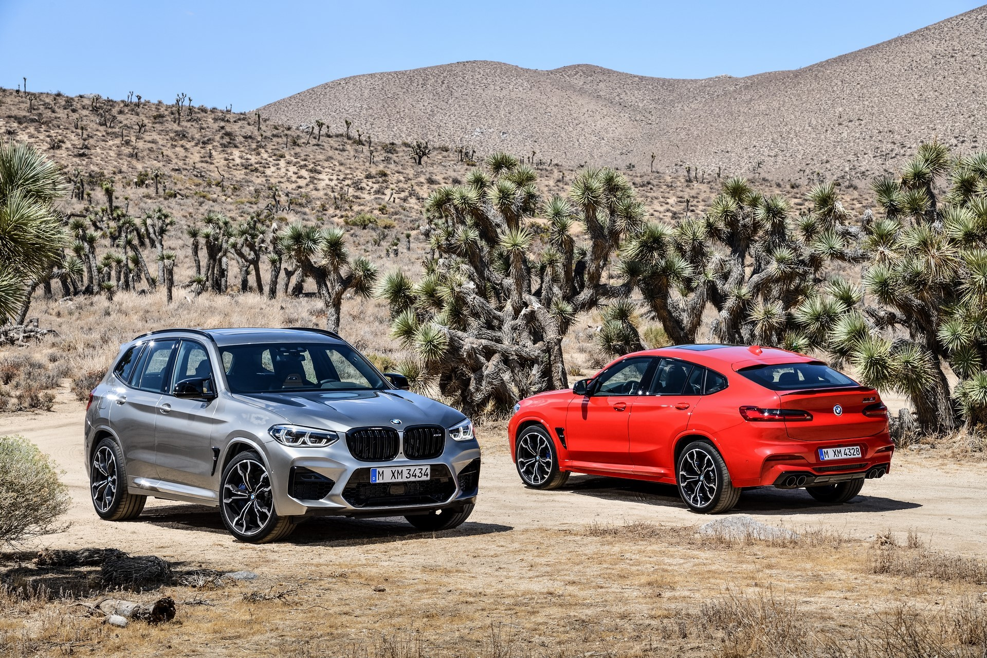 BMW X3 M and X4 M 2019 (105)