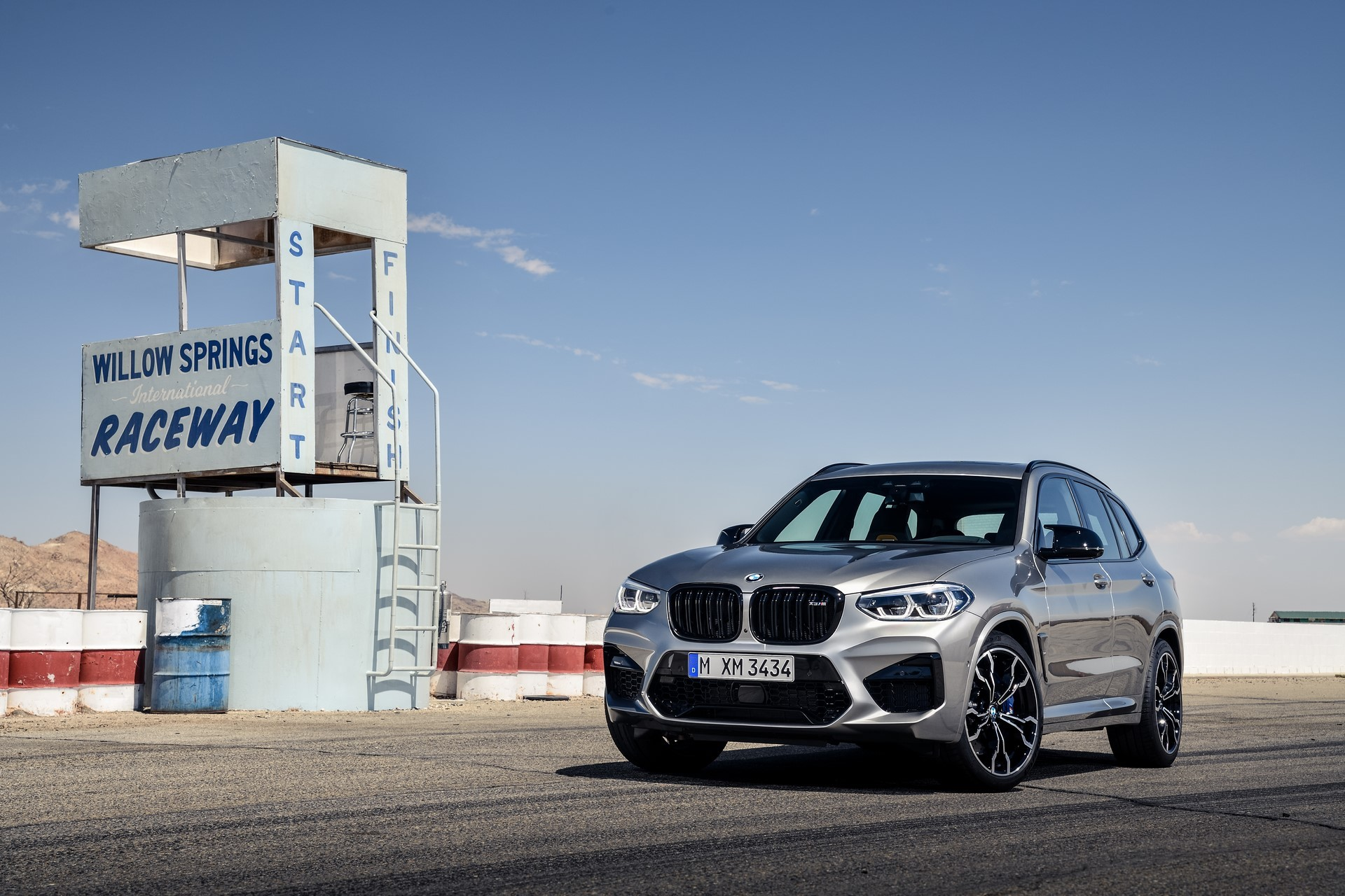 BMW X3 M and X4 M 2019 (12)