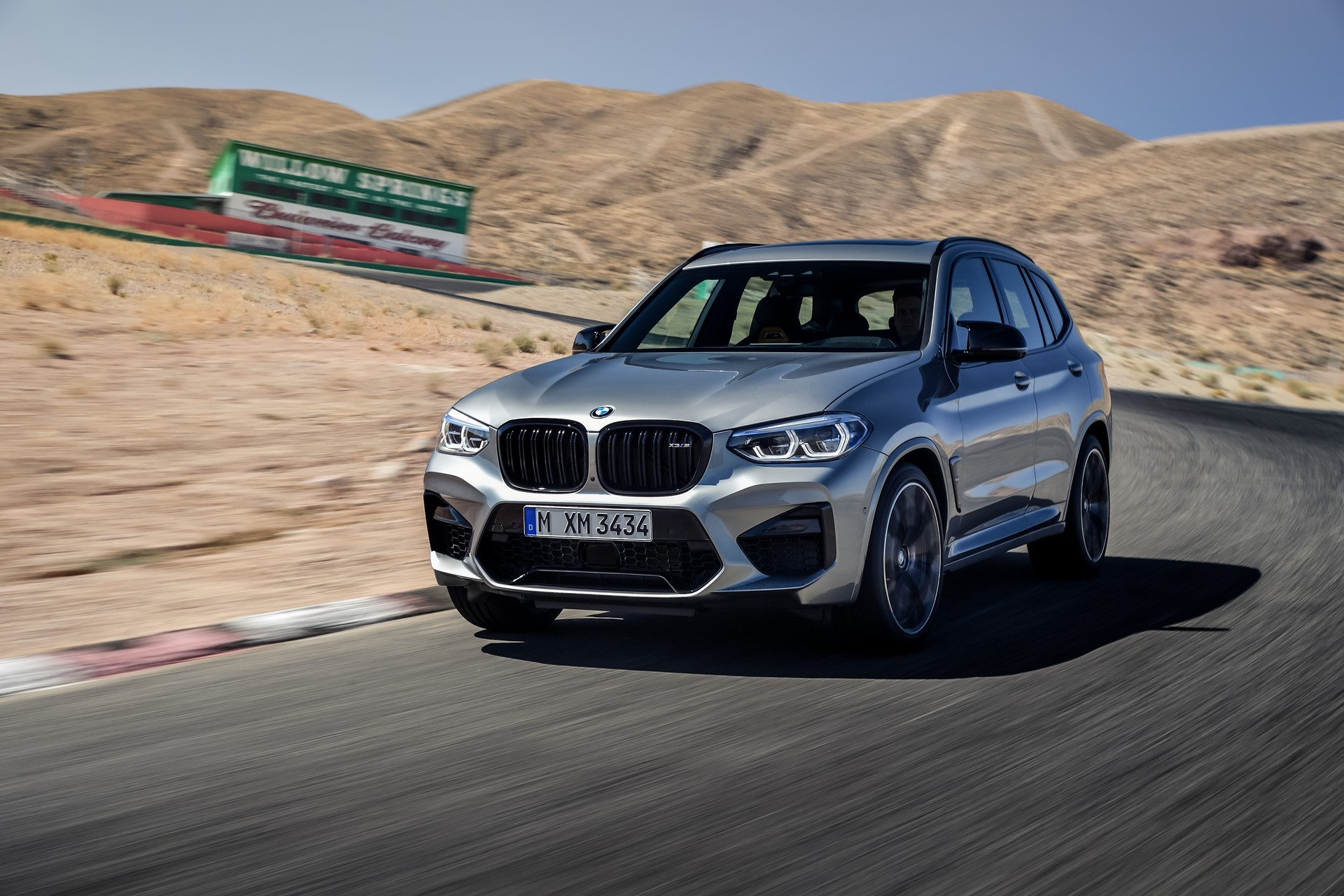 BMW X3 M and X4 M 2019 (15)