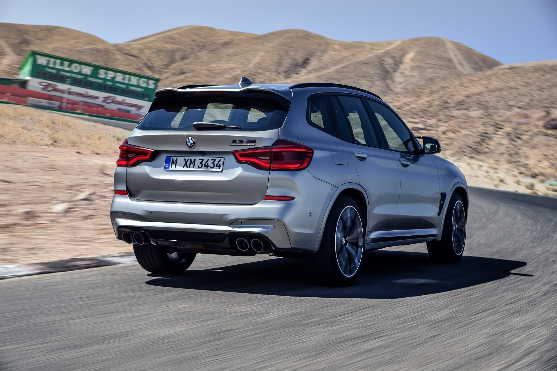 BMW X3 M and X4 M 2019 (16)
