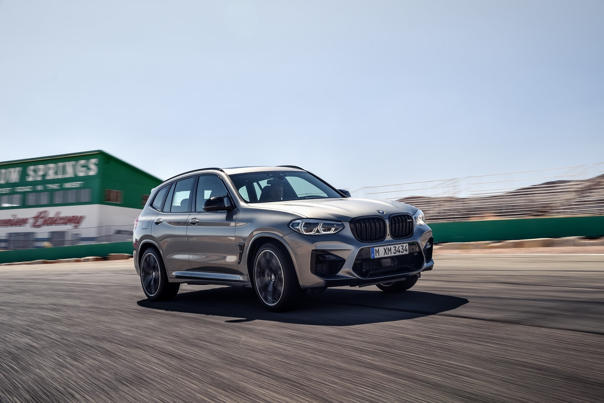 BMW X3 M and X4 M 2019 (17)