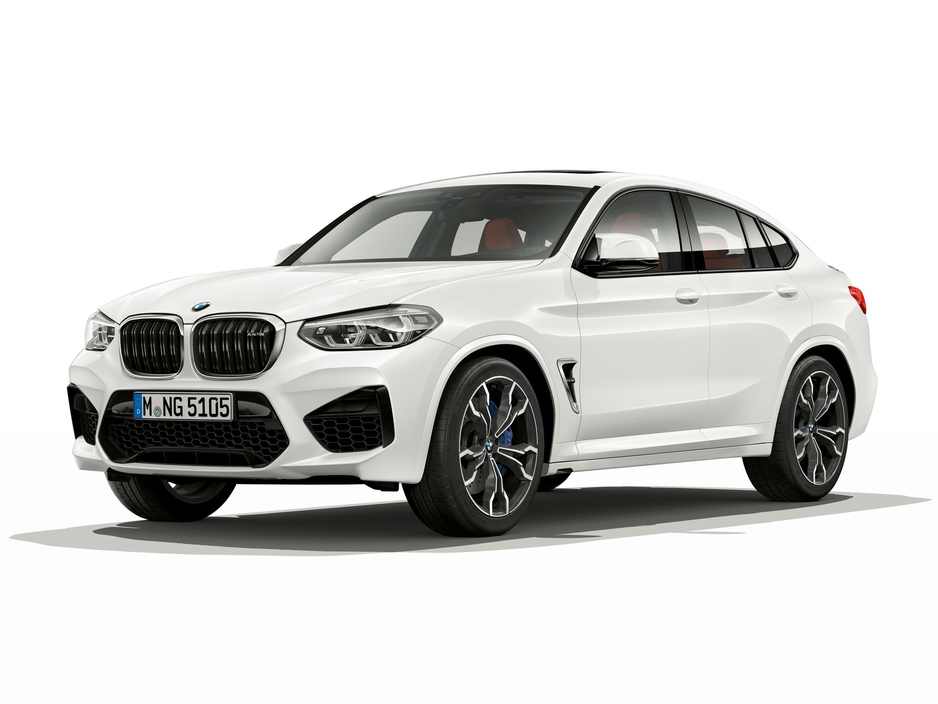 BMW X3 M and X4 M 2019 (171)