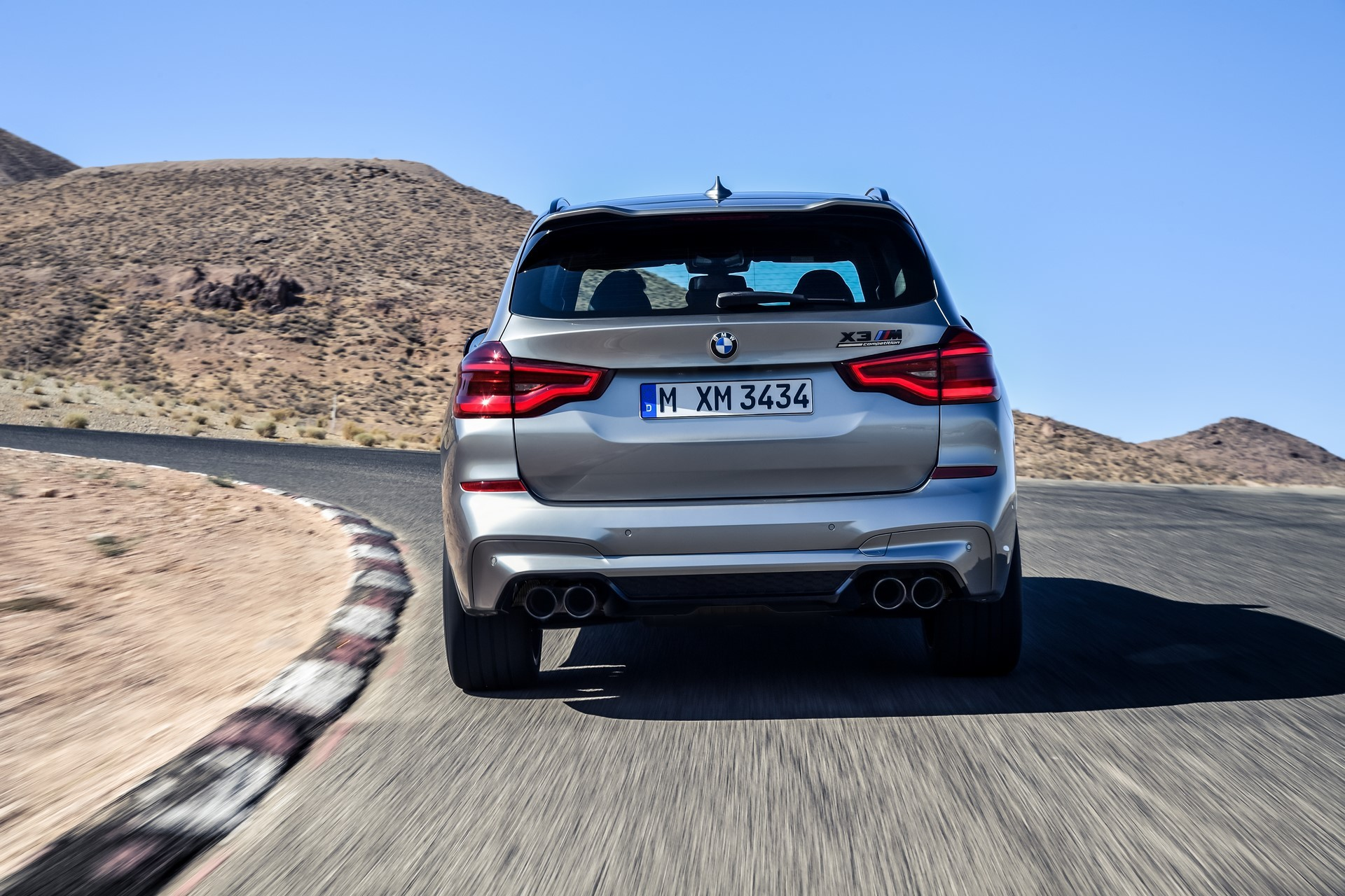 BMW X3 M and X4 M 2019 (18)
