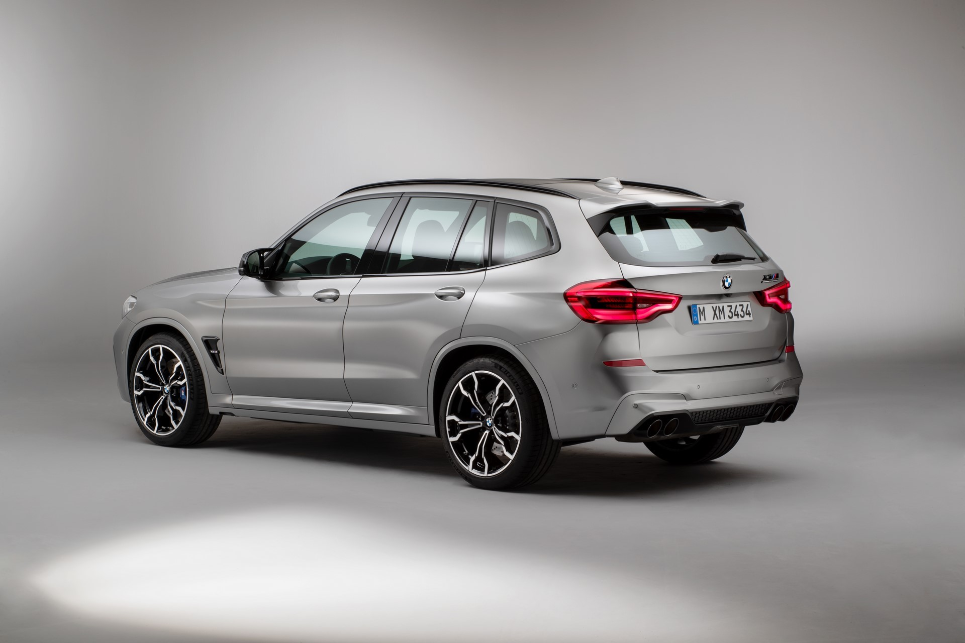 BMW X3 M and X4 M 2019 (185)
