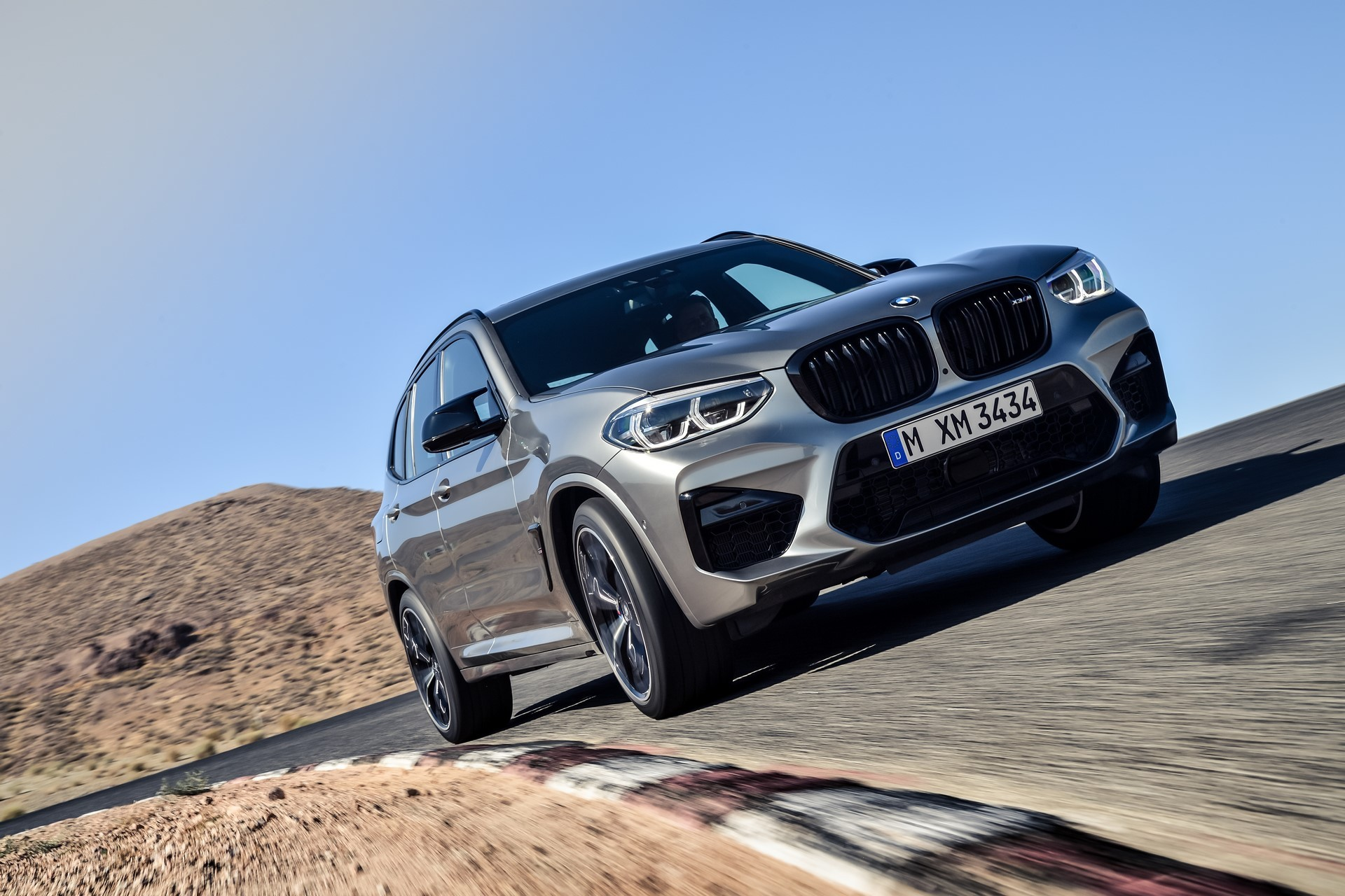 BMW X3 M and X4 M 2019 (19)
