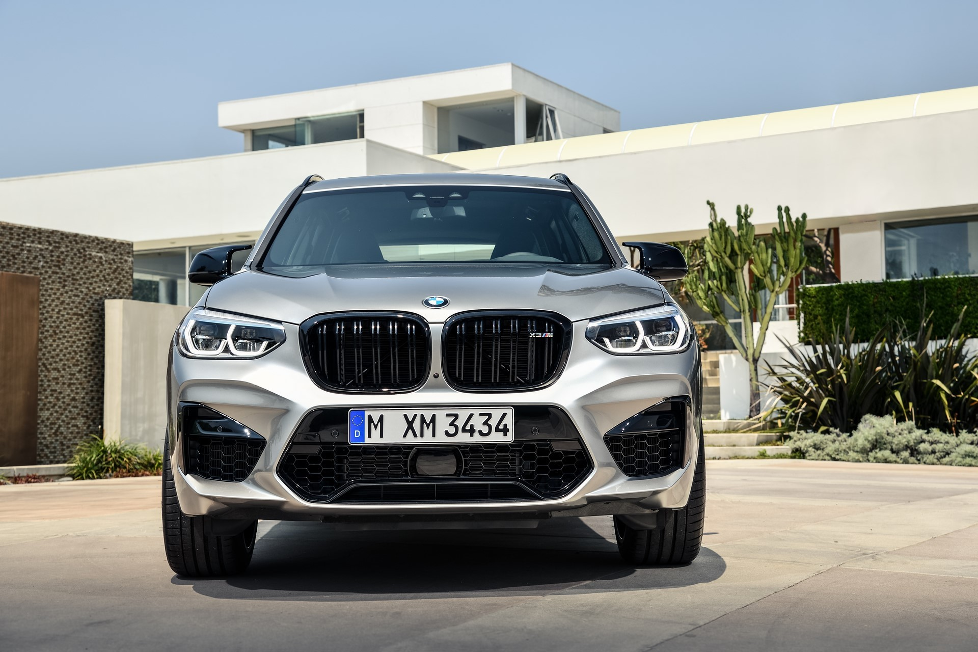 BMW X3 M and X4 M 2019 (2)