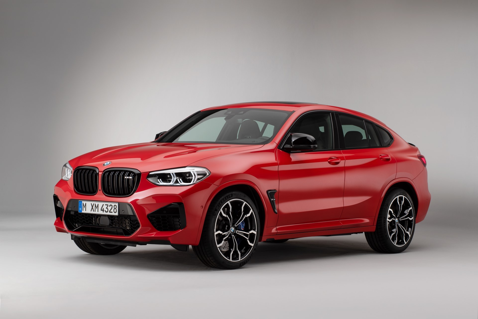 BMW X3 M and X4 M 2019 (209)