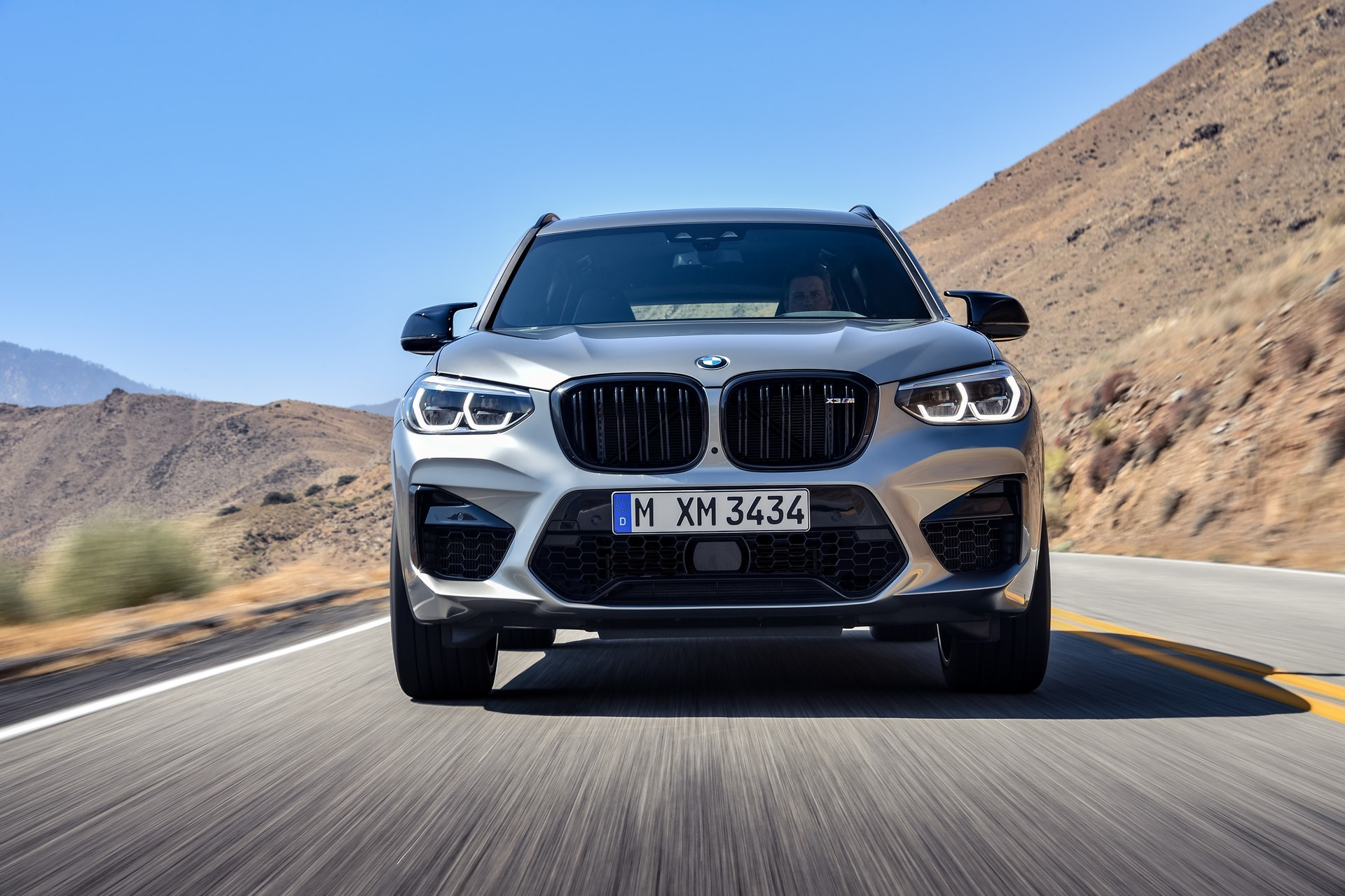 BMW X3 M and X4 M 2019 (21)