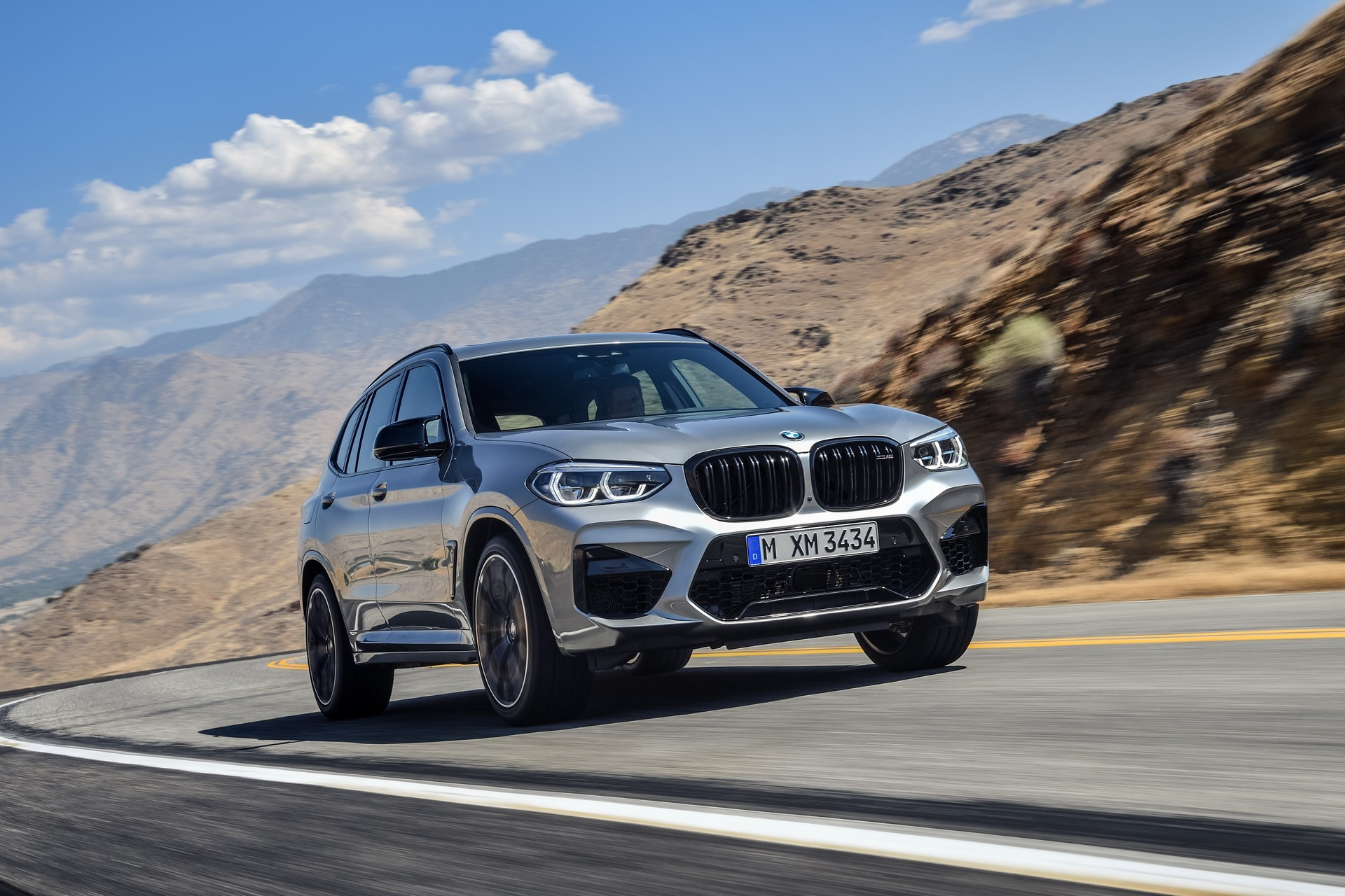 BMW X3 M and X4 M 2019 (22)