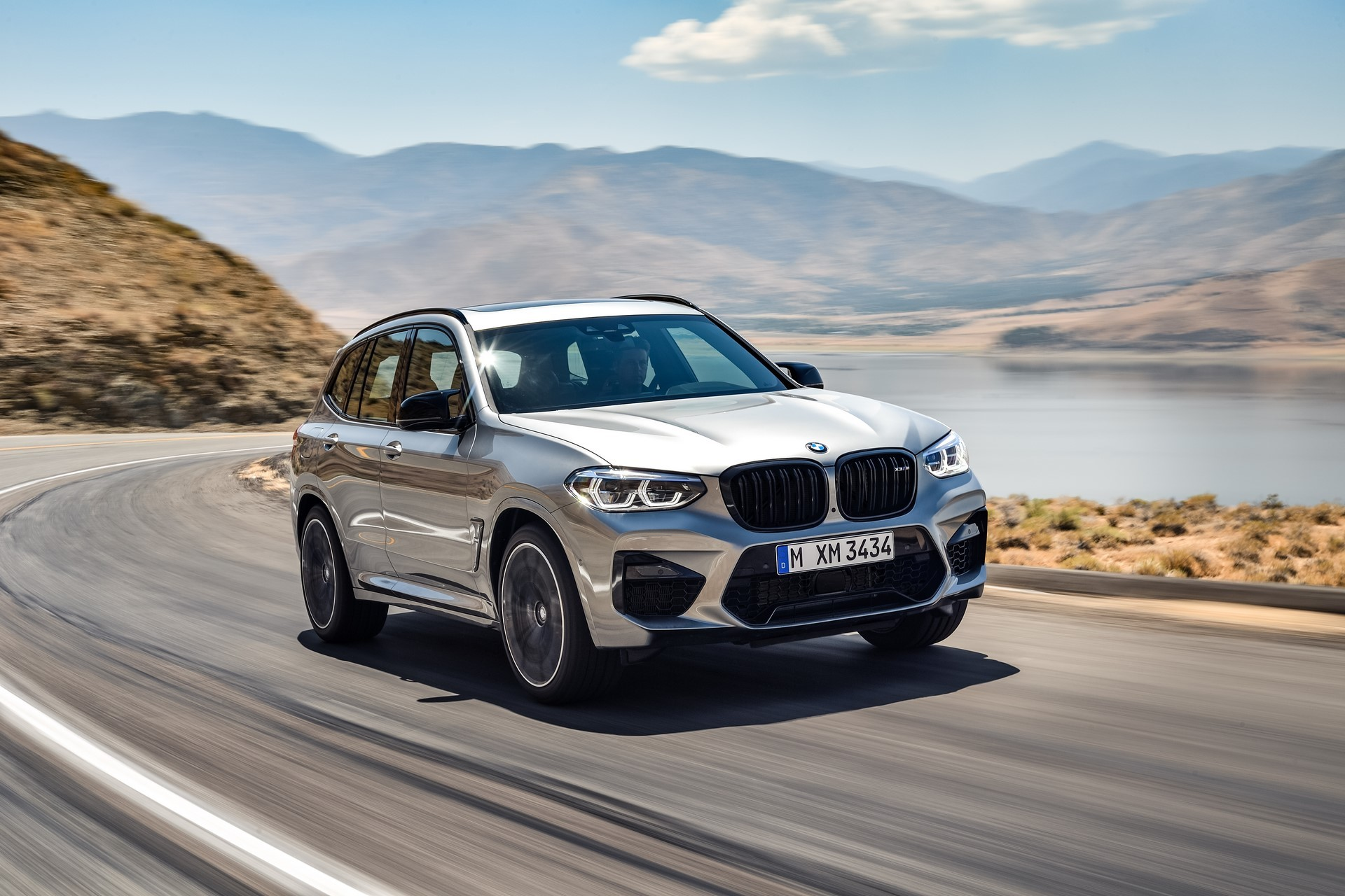 BMW X3 M and X4 M 2019 (23)