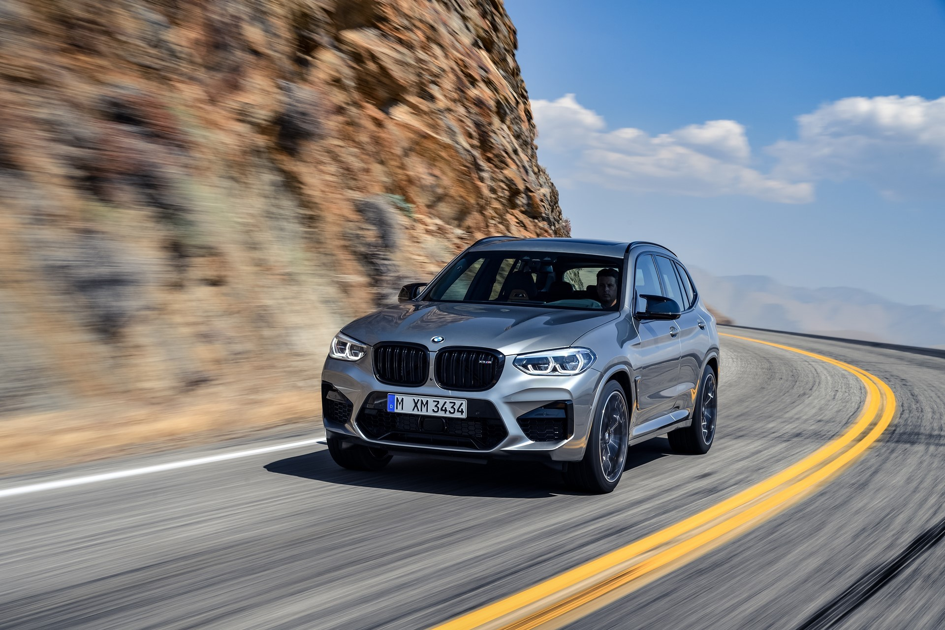 BMW X3 M and X4 M 2019 (24)