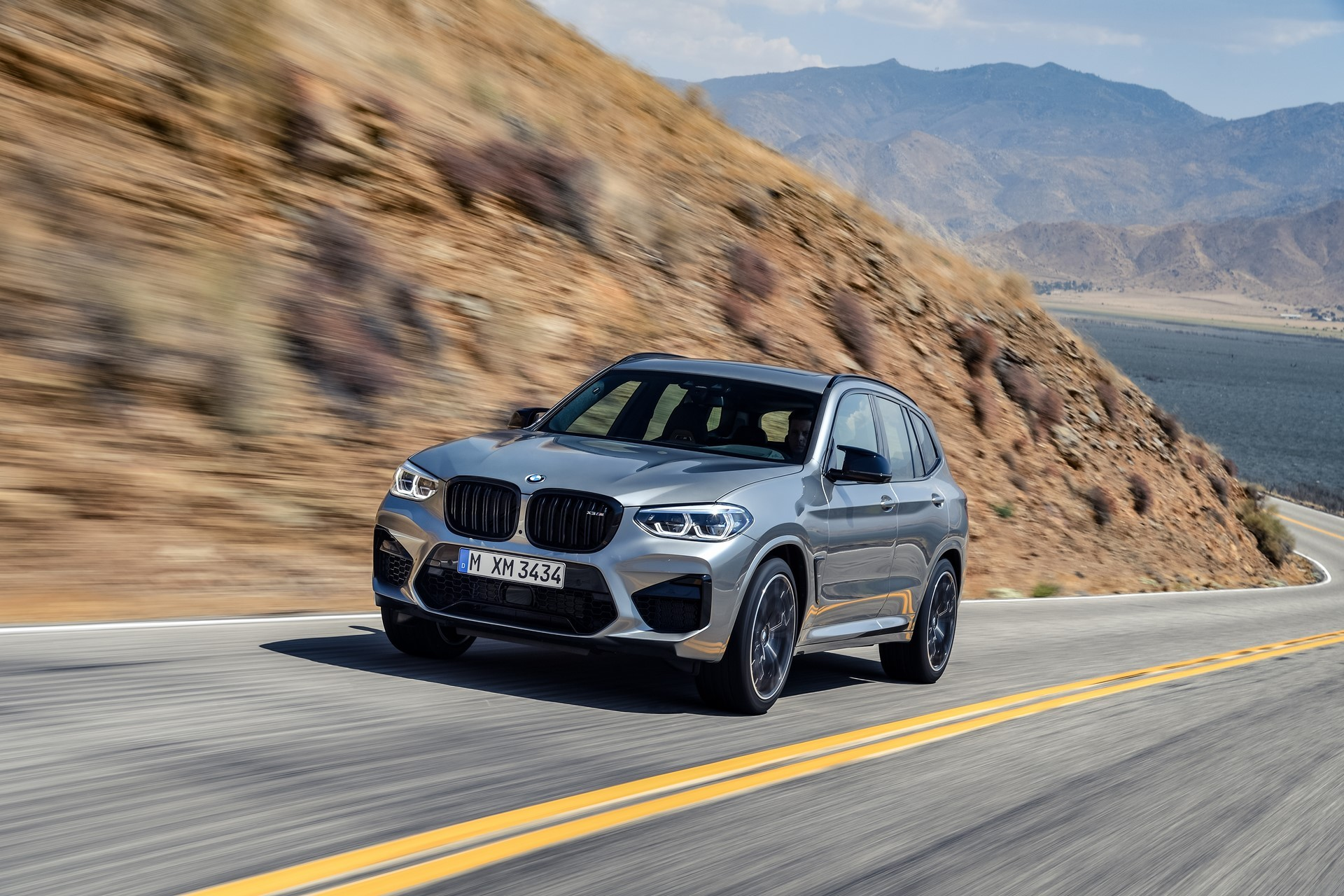 BMW X3 M and X4 M 2019 (25)