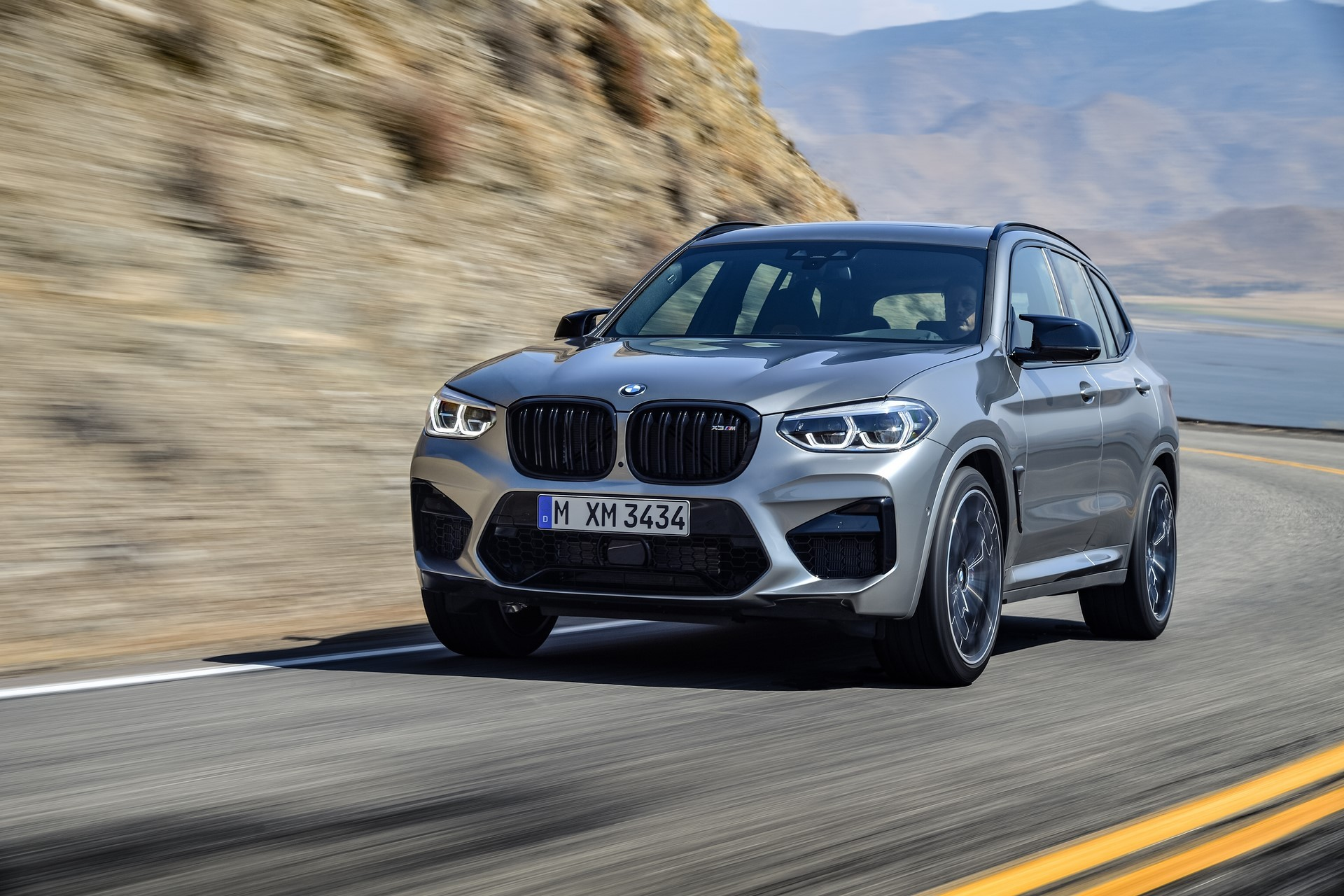 BMW X3 M and X4 M 2019 (26)