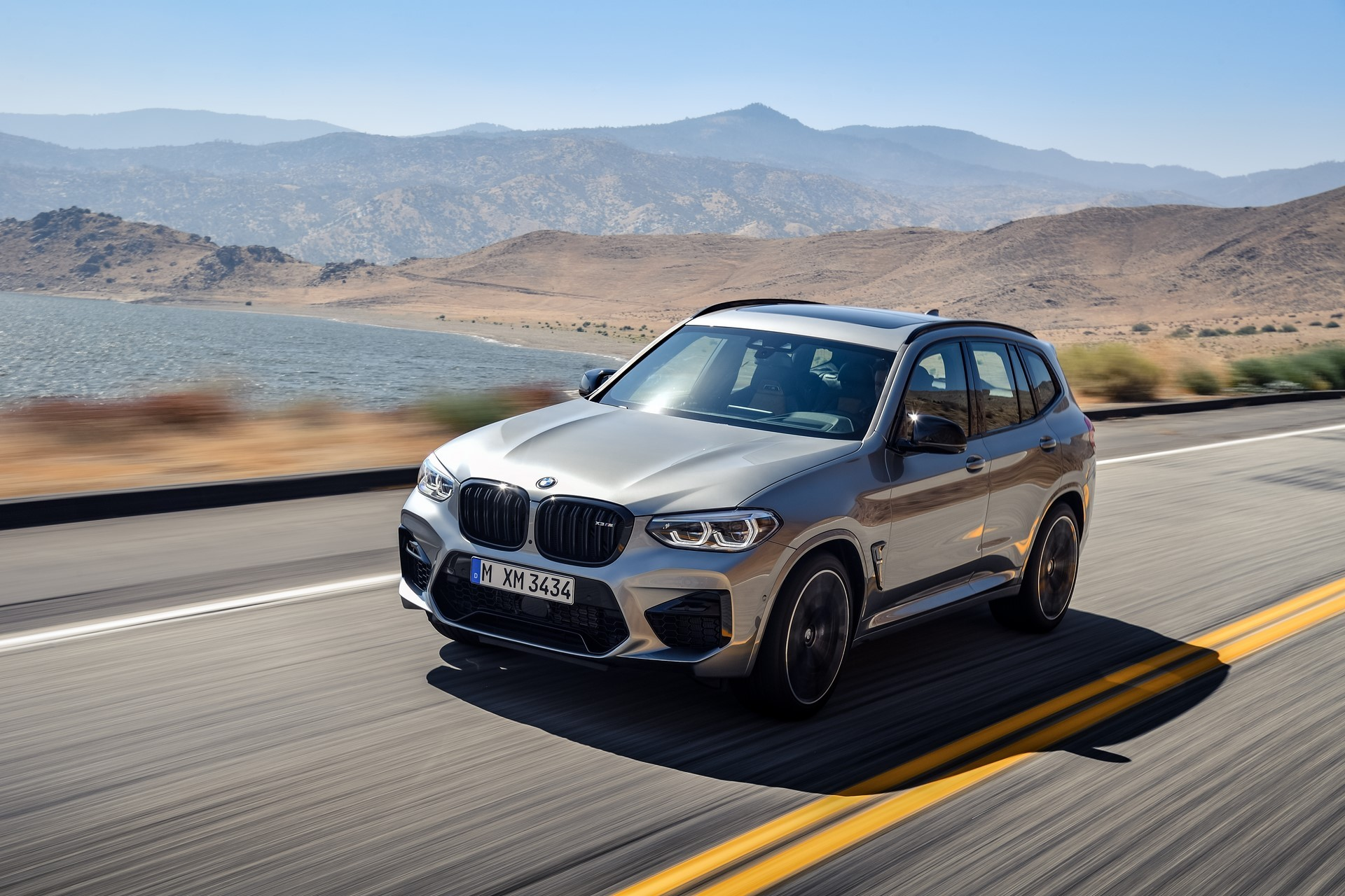 BMW X3 M and X4 M 2019 (27)