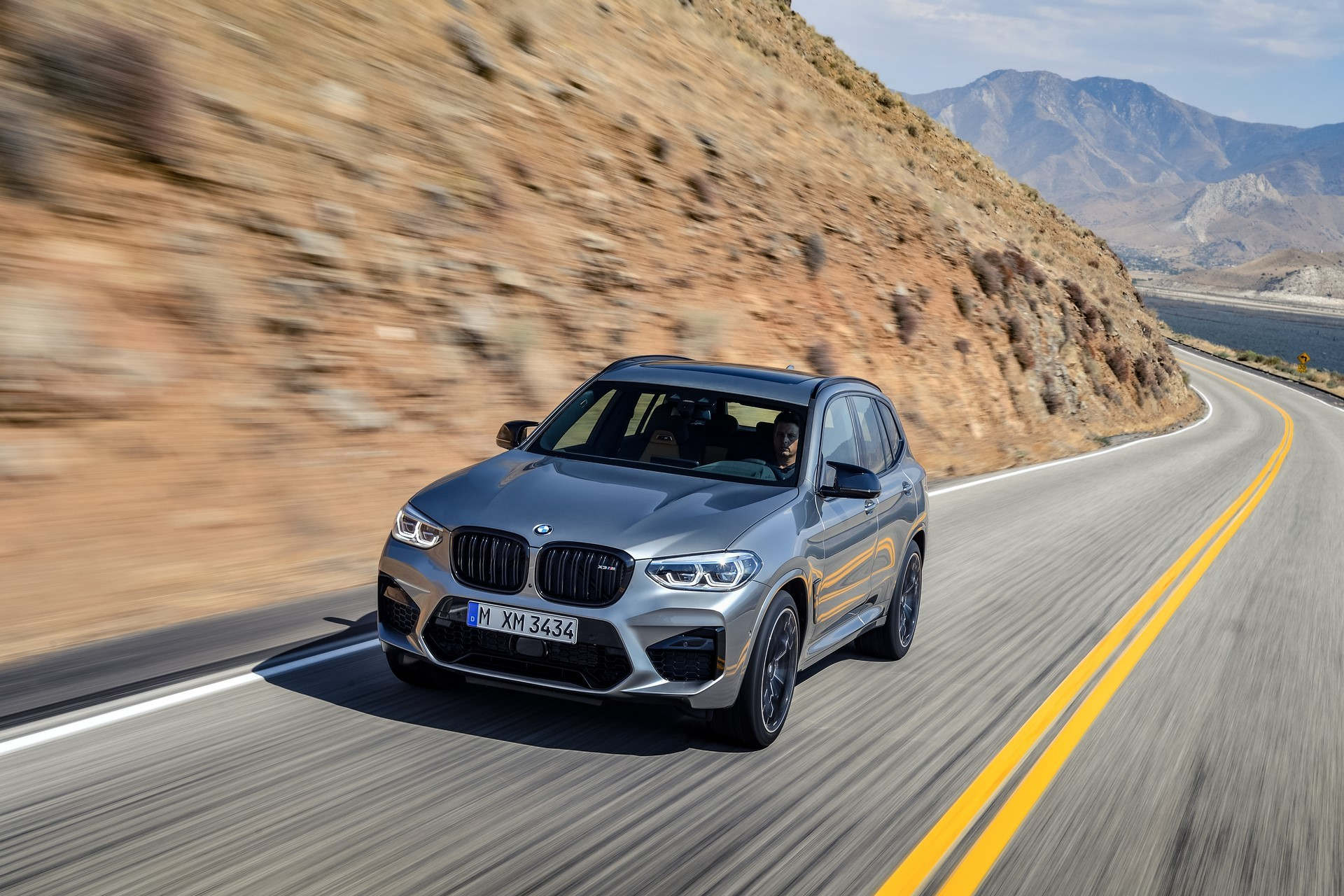 BMW X3 M and X4 M 2019 (28)