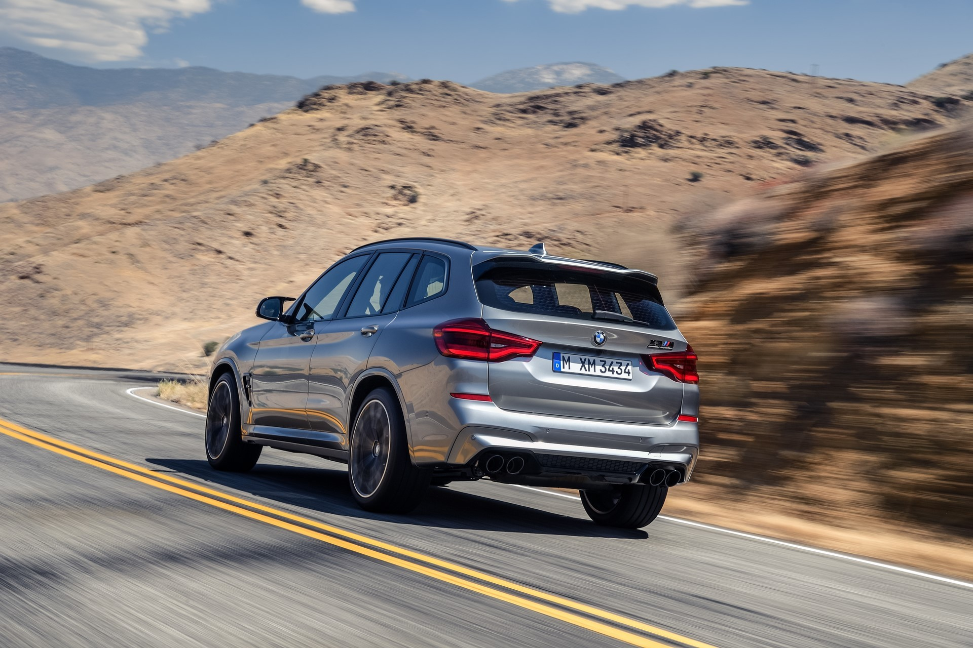 BMW X3 M and X4 M 2019 (29)