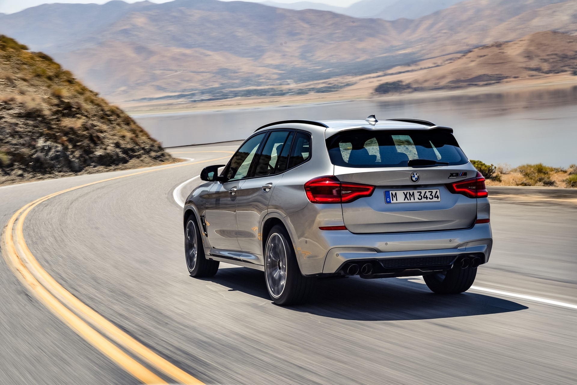 BMW X3 M and X4 M 2019 (30)