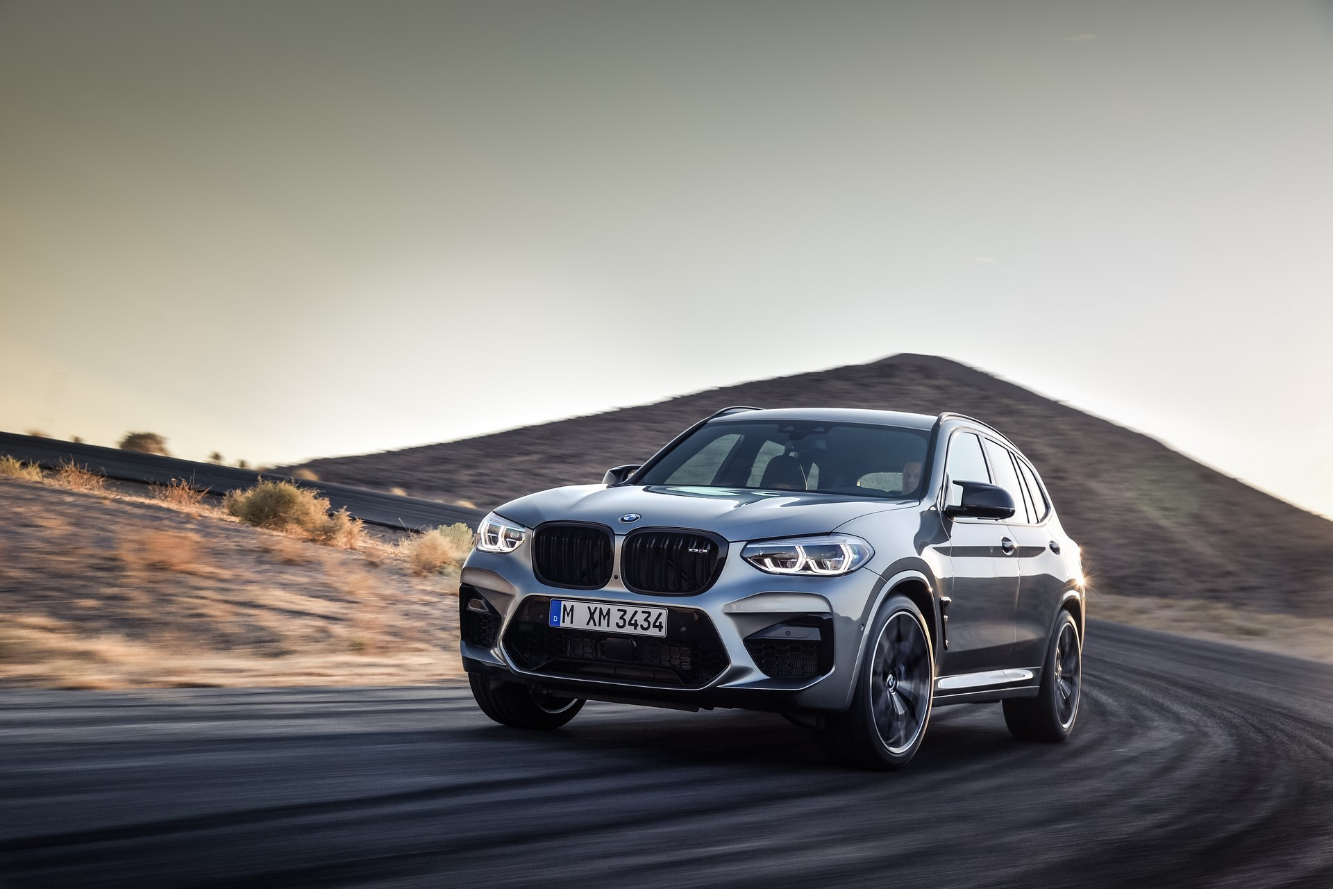 BMW X3 M and X4 M 2019 (34)