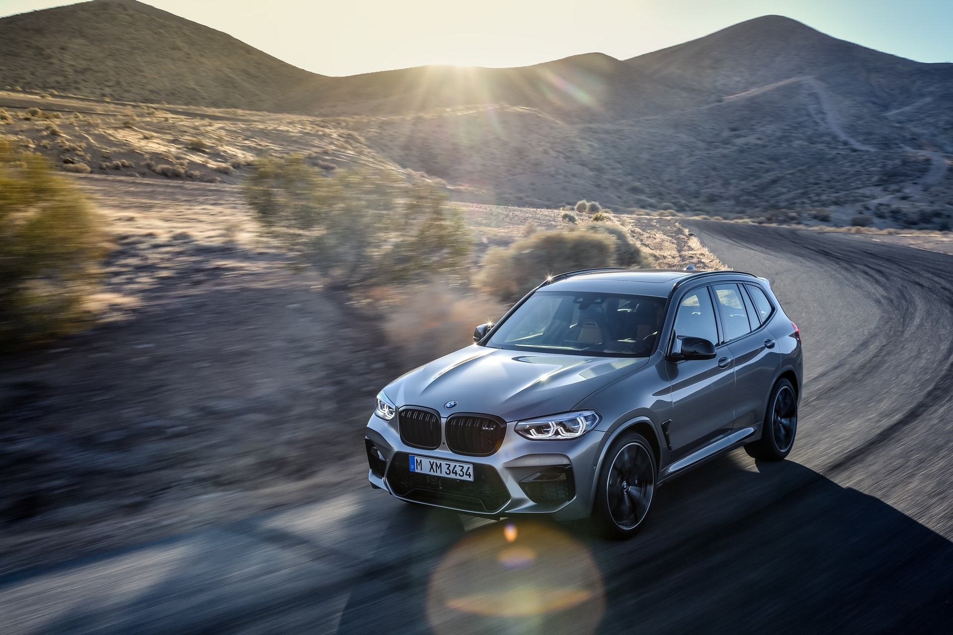 BMW X3 M and X4 M 2019 (35)