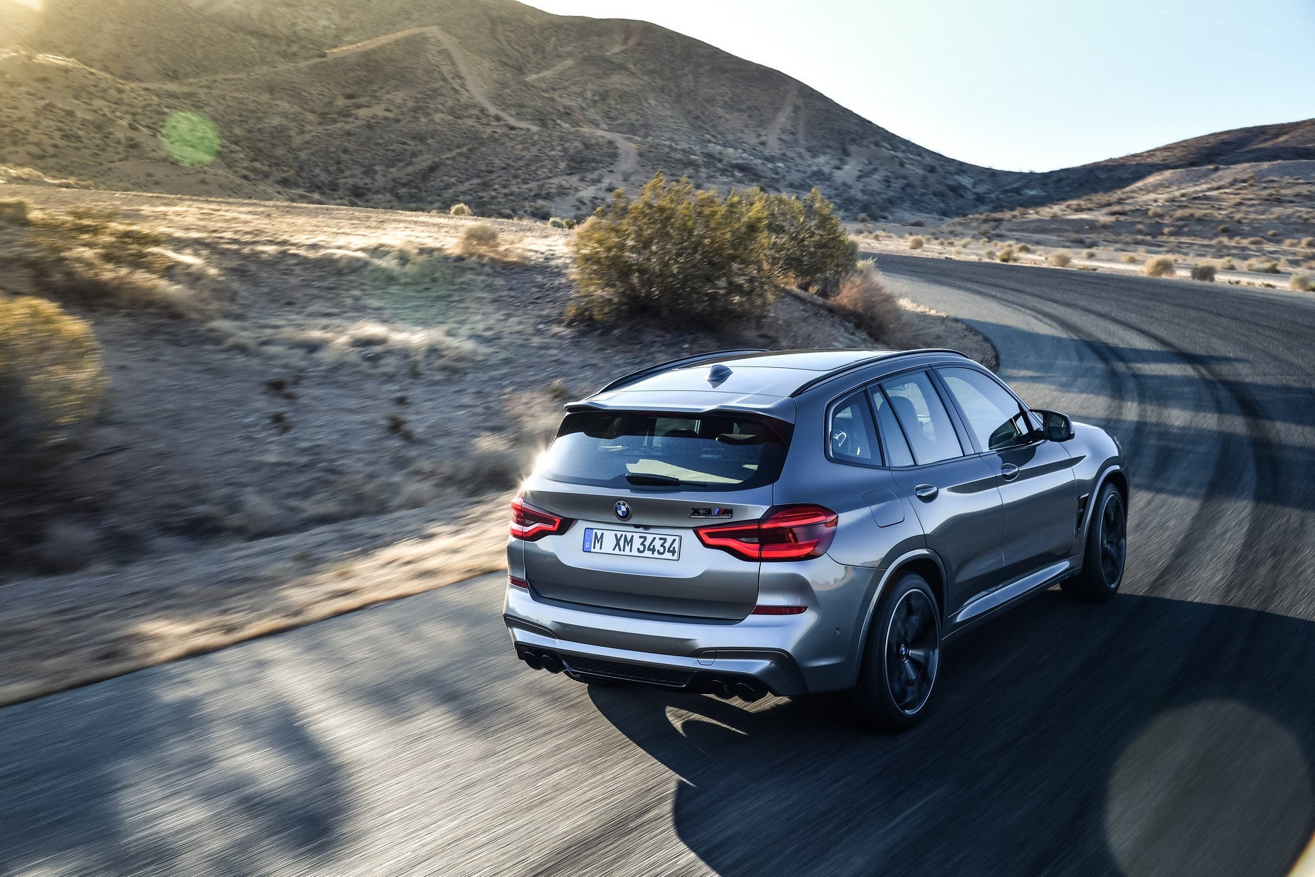 BMW X3 M and X4 M 2019 (36)
