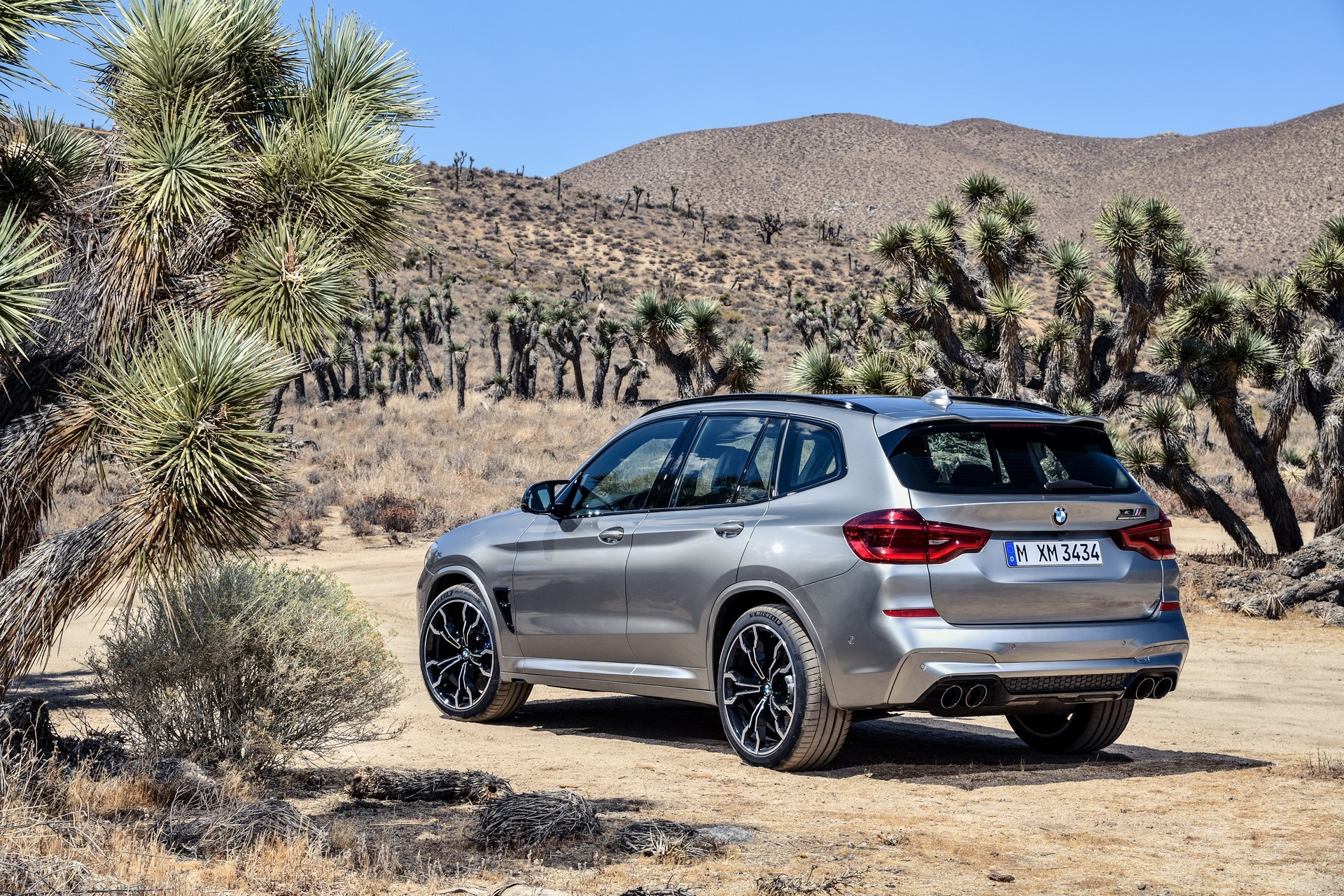 BMW X3 M and X4 M 2019 (37)