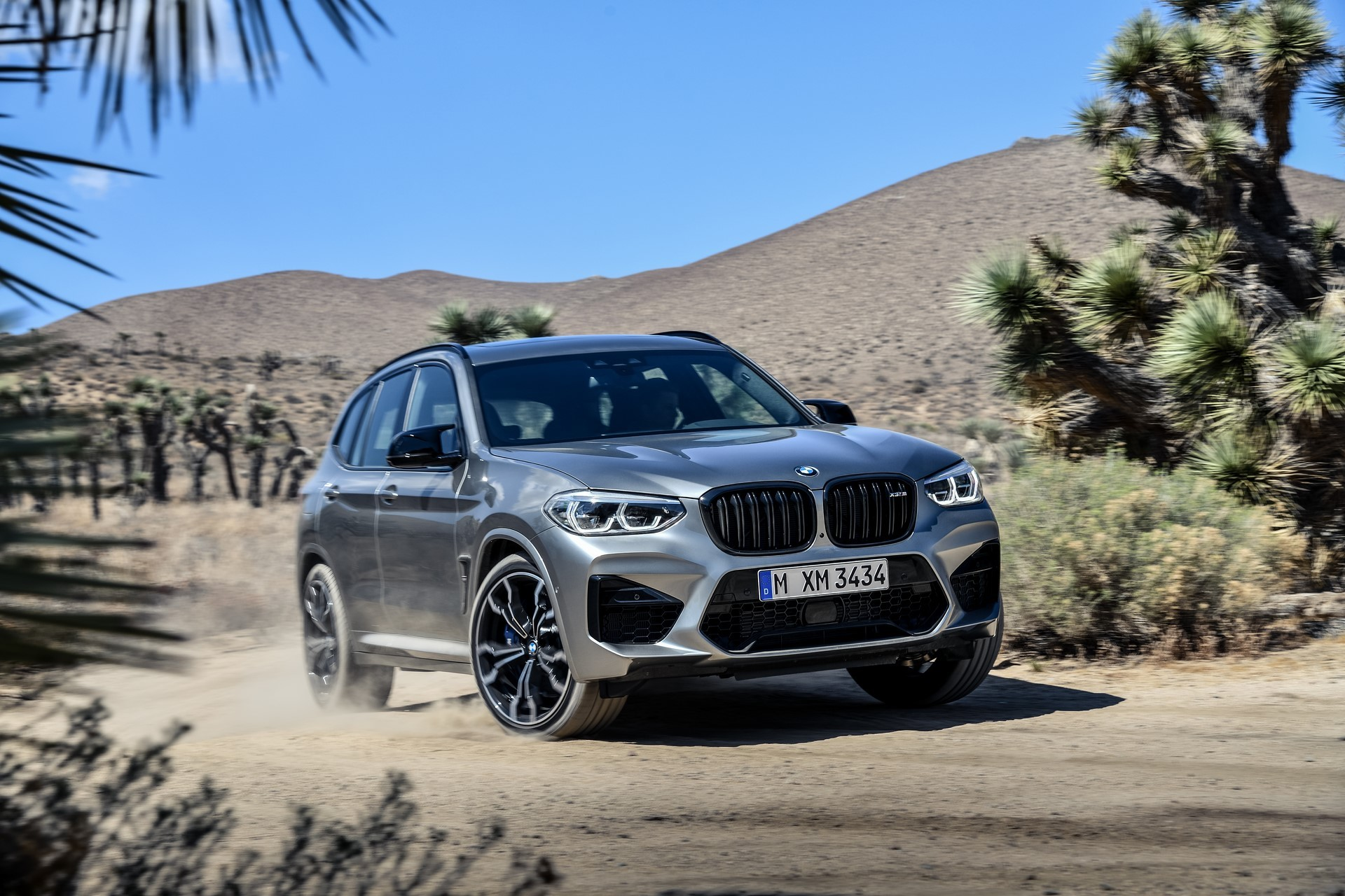 BMW X3 M and X4 M 2019 (39)